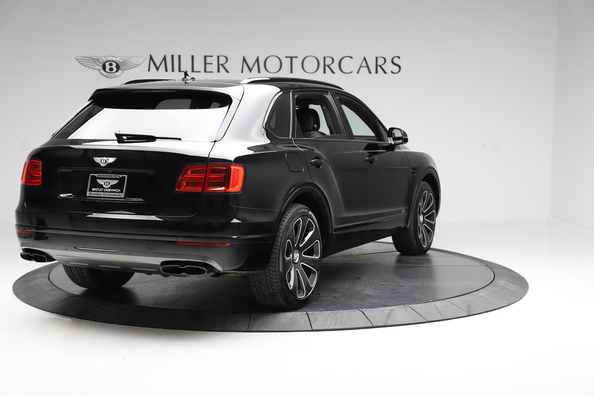 New 2020 Bentley Bentayga V8 Design Series For Sale In Greenwich, CT 3416_p7