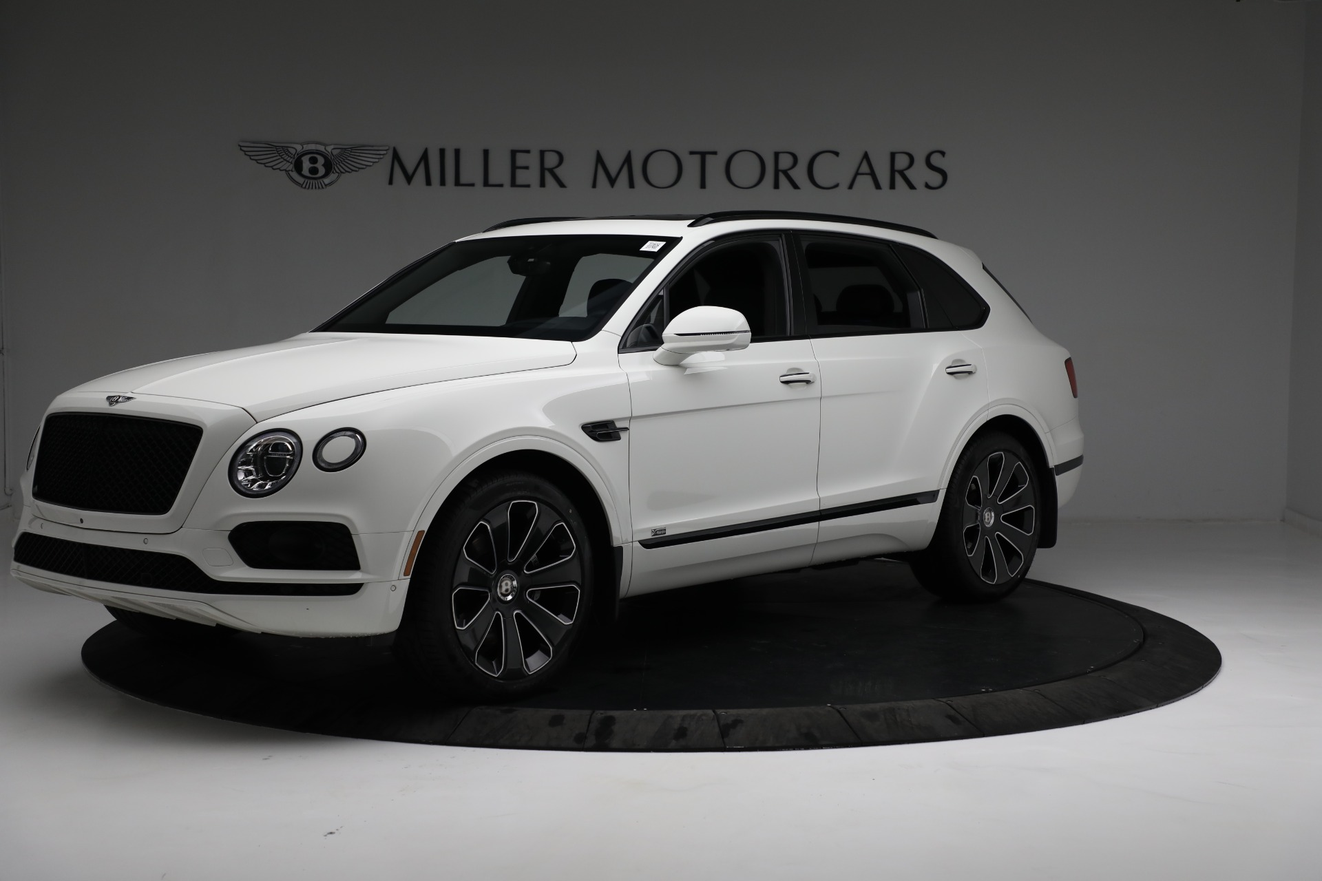 New 2020 Bentley Bentayga V8 Design Series For Sale In Greenwich, CT 3417_p2