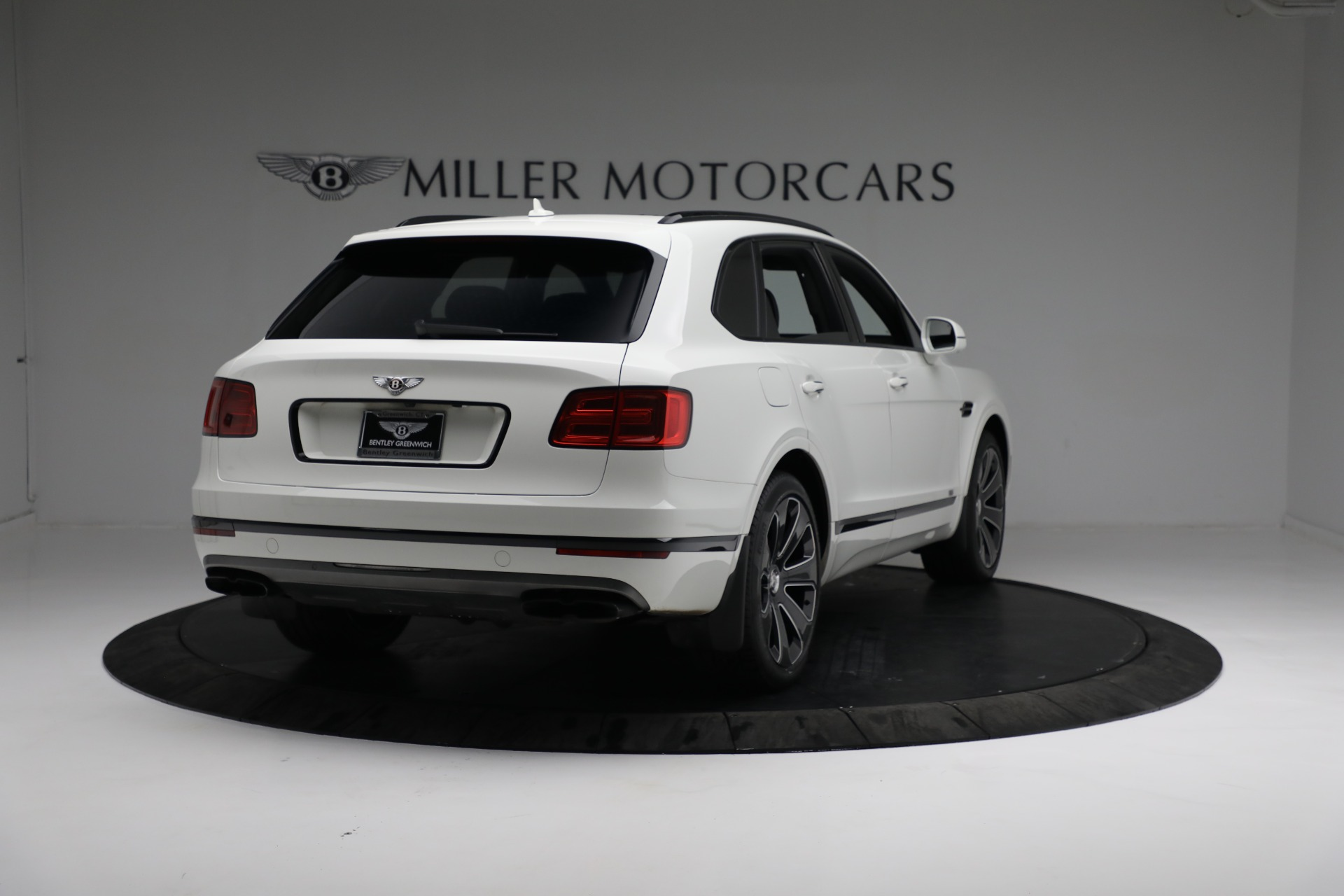 New 2020 Bentley Bentayga V8 Design Series For Sale In Greenwich, CT 3417_p7