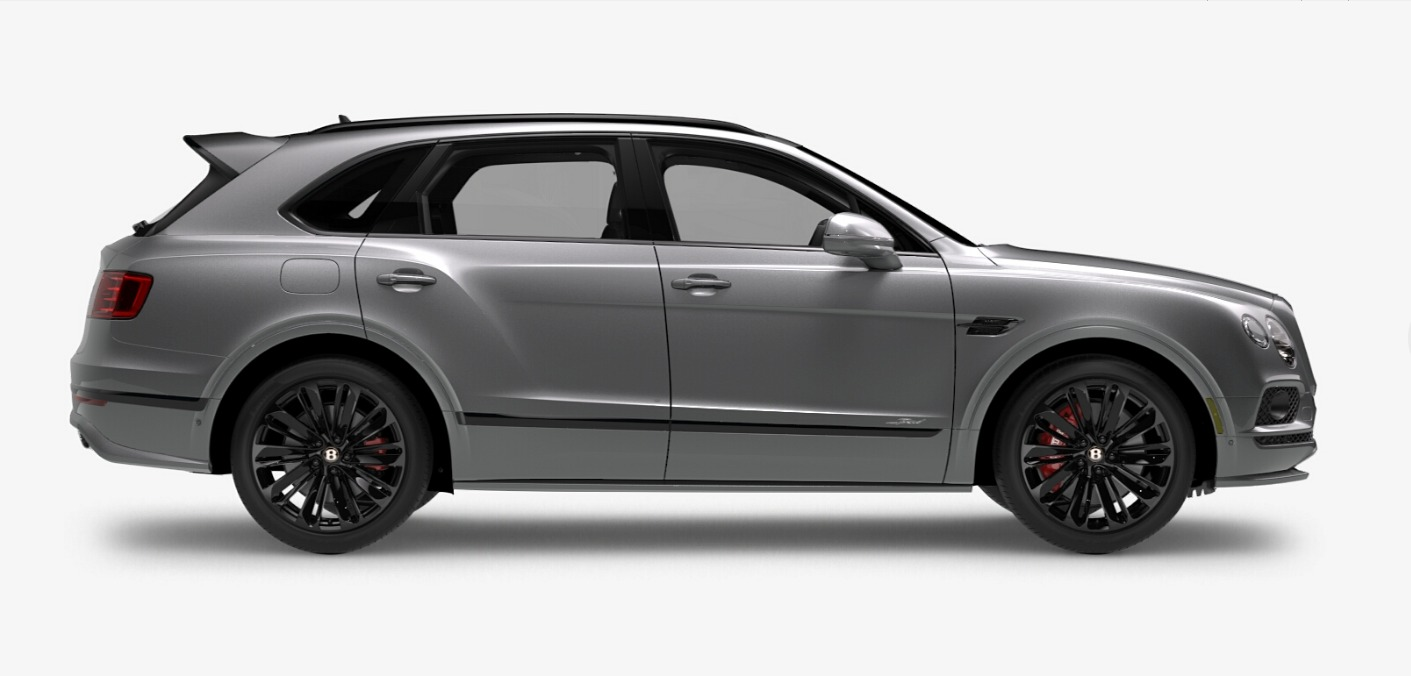 New 2020 Bentley Bentayga Speed For Sale In Greenwich, CT 3420_p2