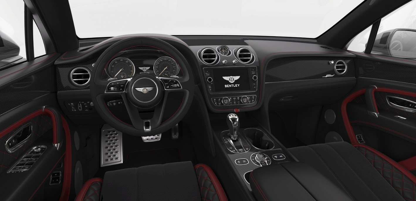 New 2020 Bentley Bentayga Speed For Sale In Greenwich, CT 3420_p6