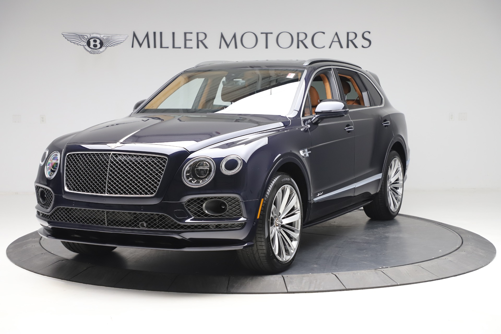 New 2020 Bentley Bentayga Speed For Sale In Greenwich, CT 3421_main