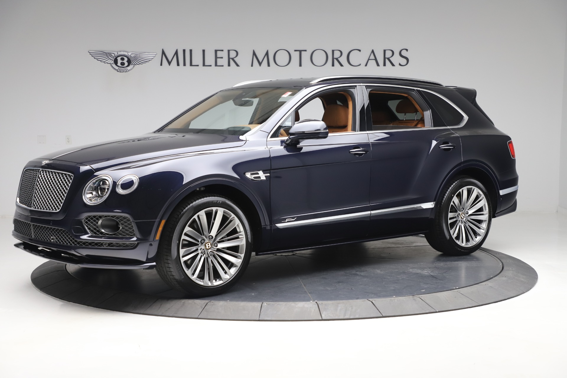 New 2020 Bentley Bentayga Speed For Sale In Greenwich, CT 3421_p2
