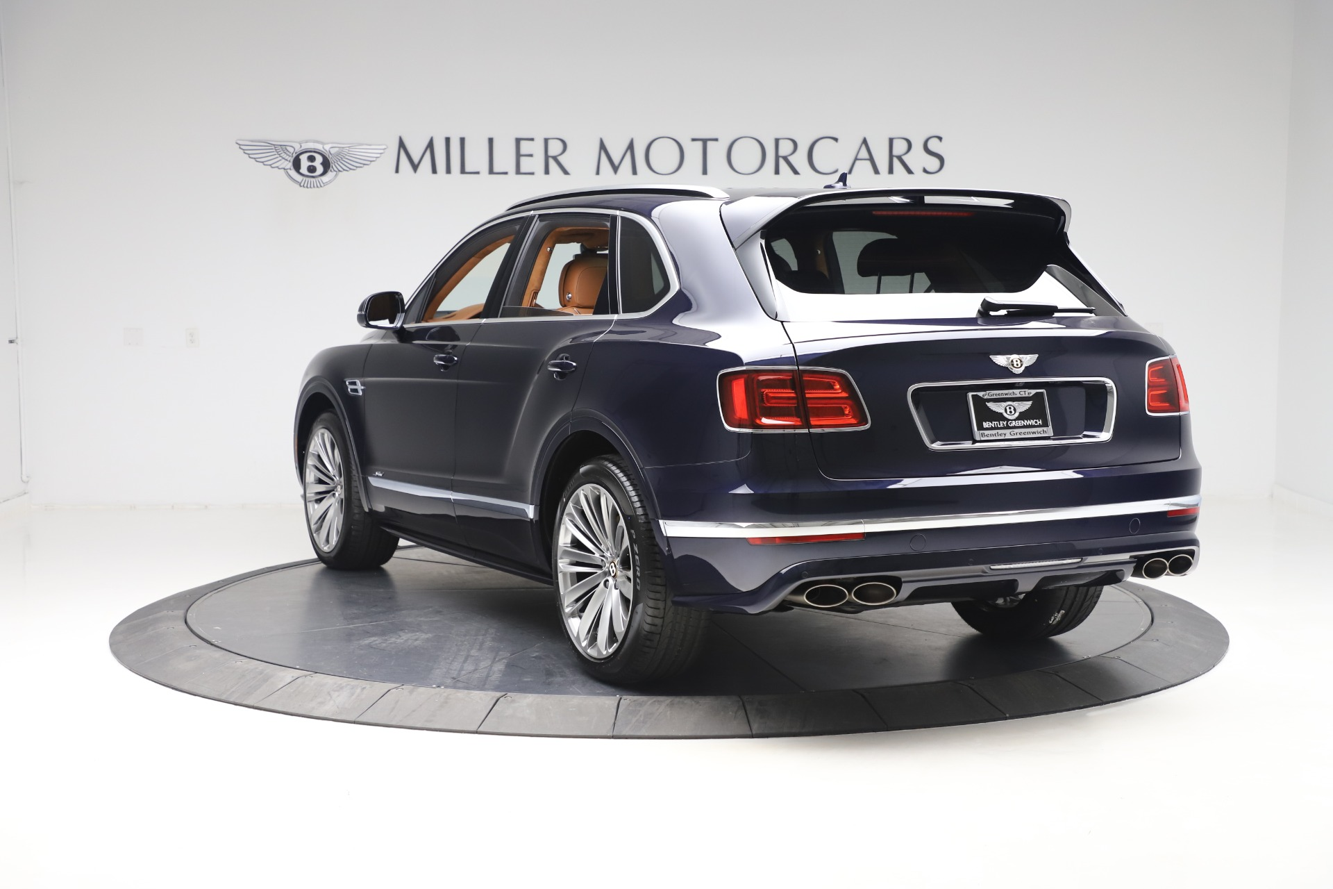 New 2020 Bentley Bentayga Speed For Sale In Greenwich, CT 3421_p5