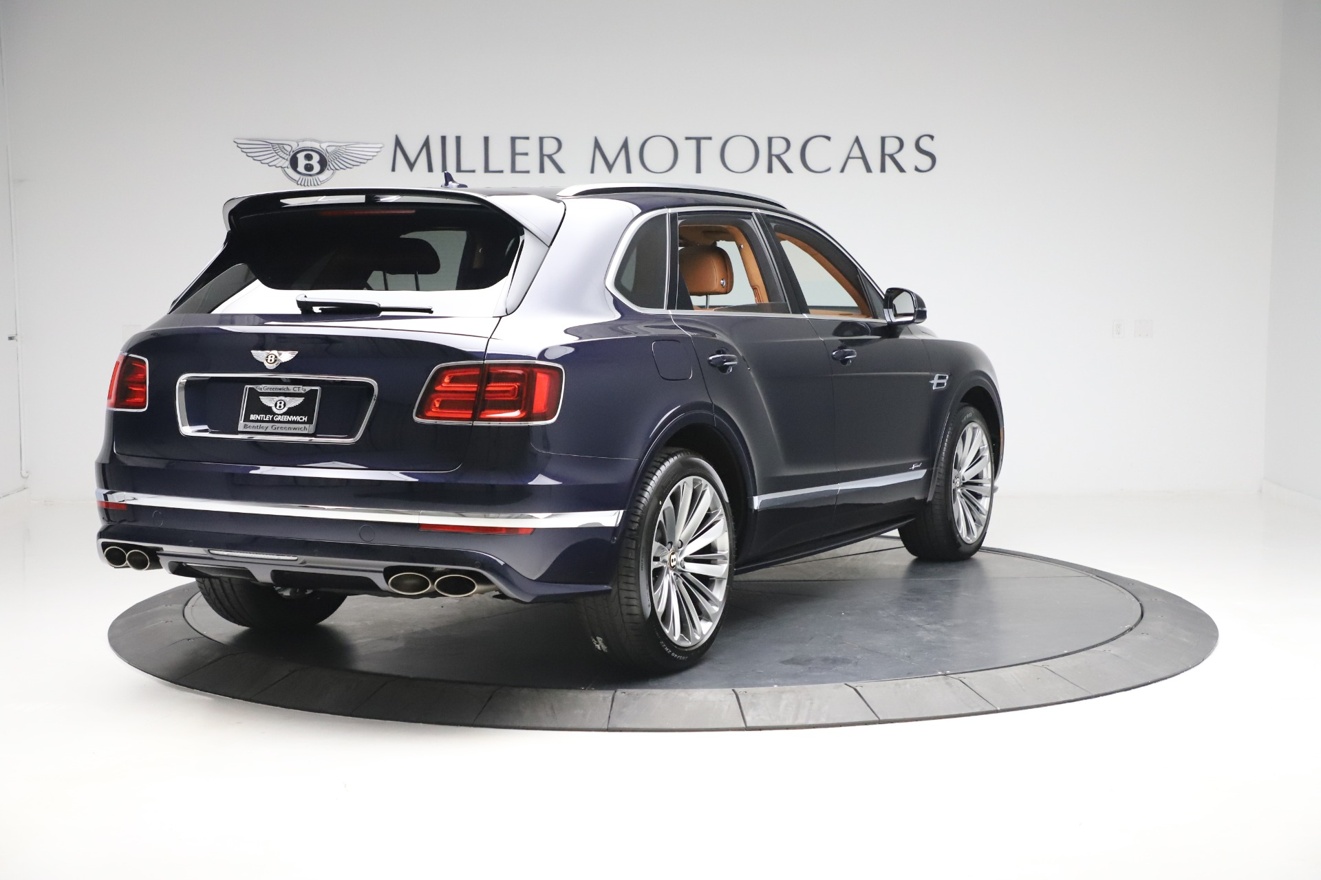 New 2020 Bentley Bentayga Speed For Sale In Greenwich, CT 3421_p7