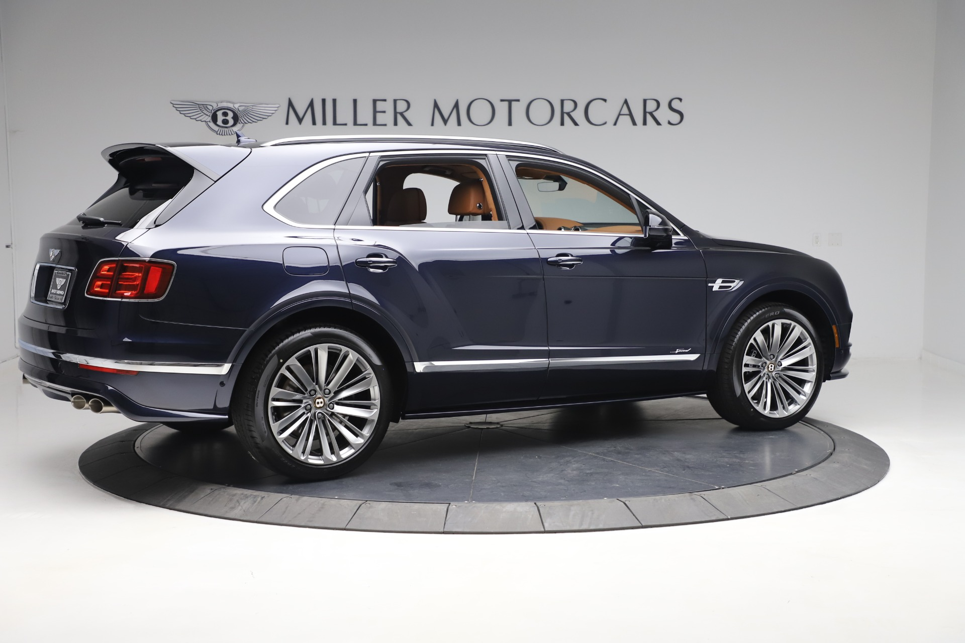 New 2020 Bentley Bentayga Speed For Sale In Greenwich, CT 3421_p8