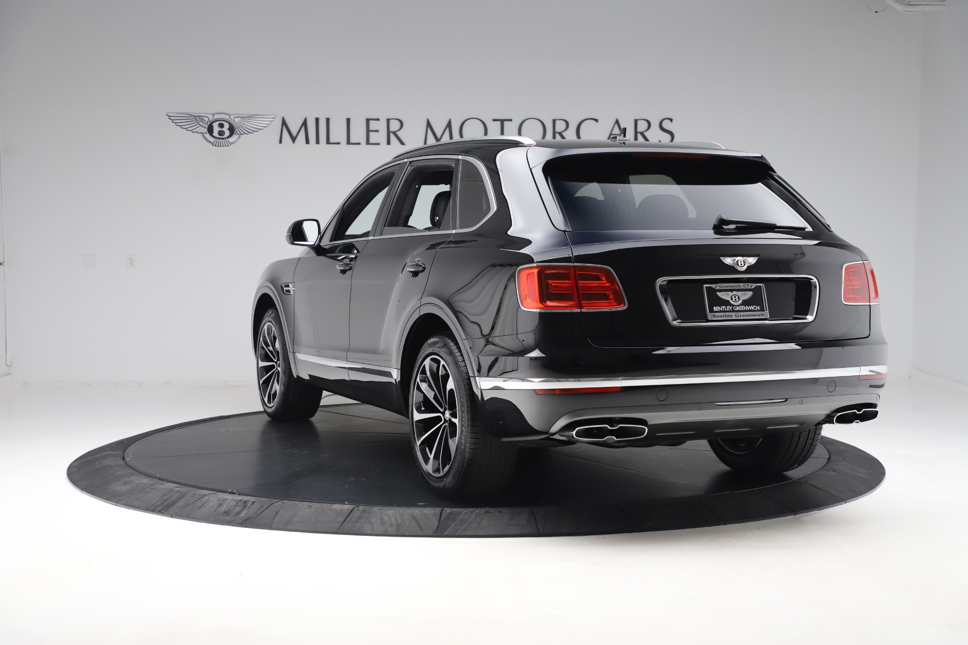 New 2020 Bentley Bentayga V8 For Sale In Greenwich, CT 3425_p5