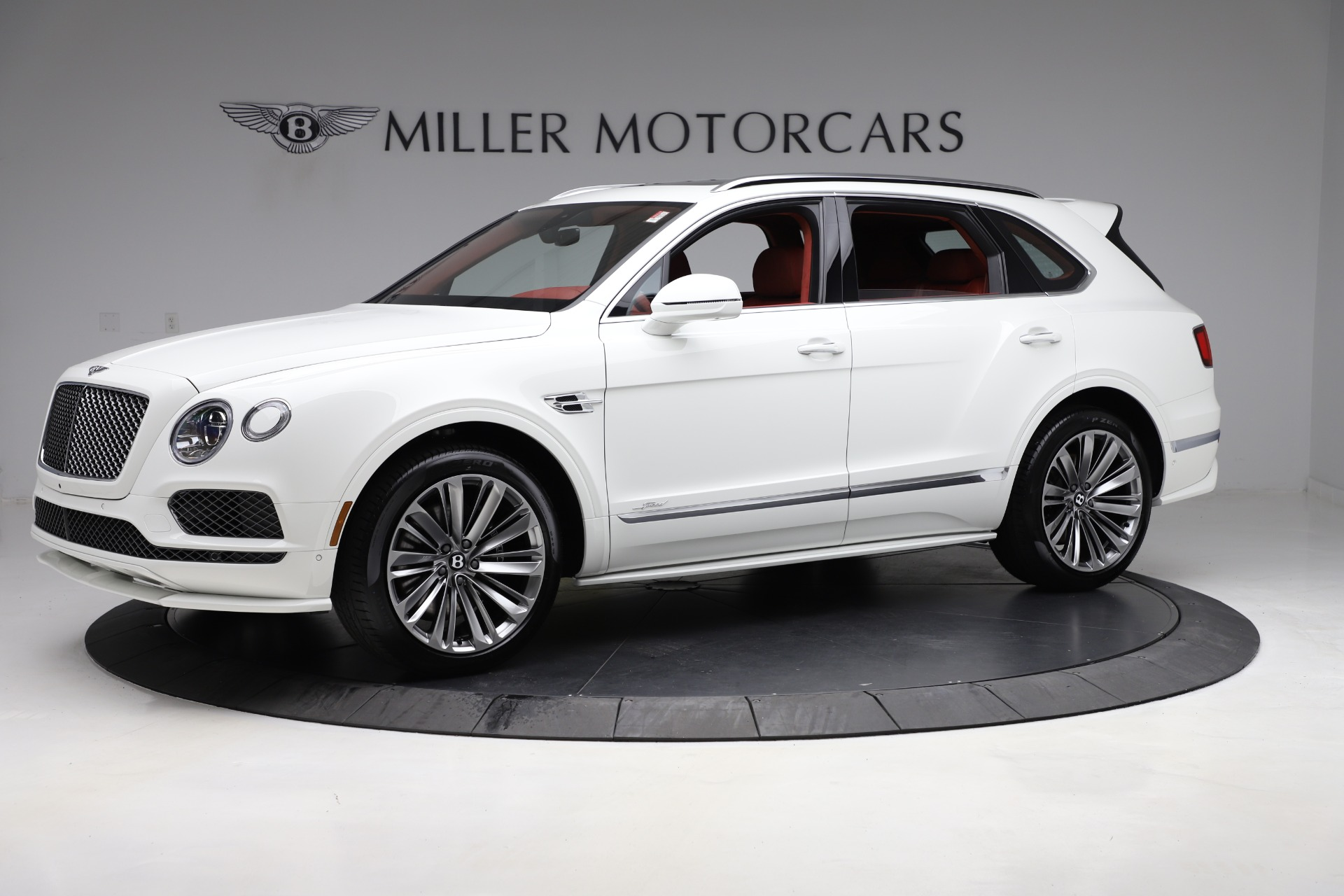 New 2020 Bentley Bentayga Speed For Sale In Greenwich, CT 3426_p2
