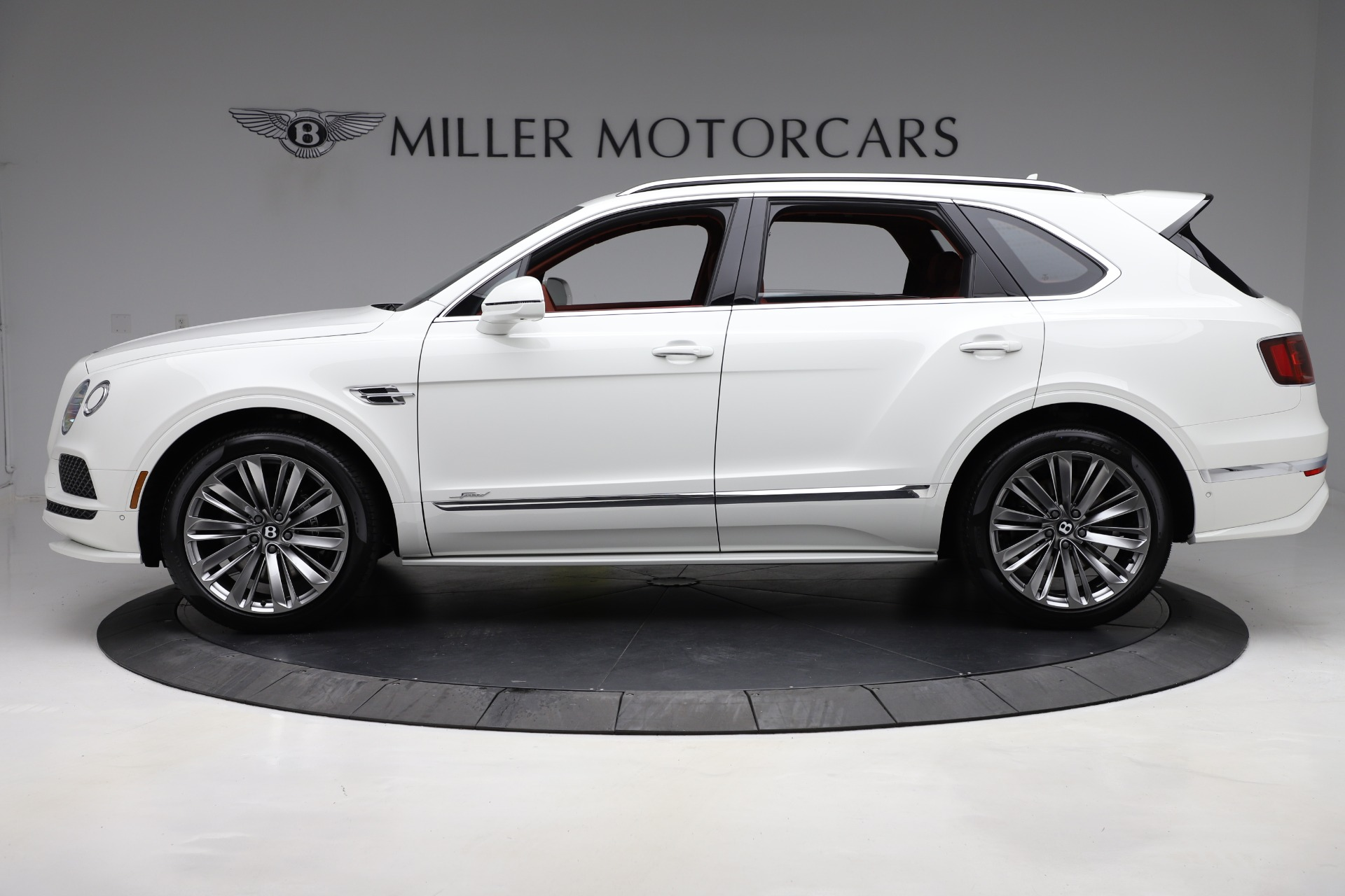 New 2020 Bentley Bentayga Speed For Sale In Greenwich, CT 3426_p3