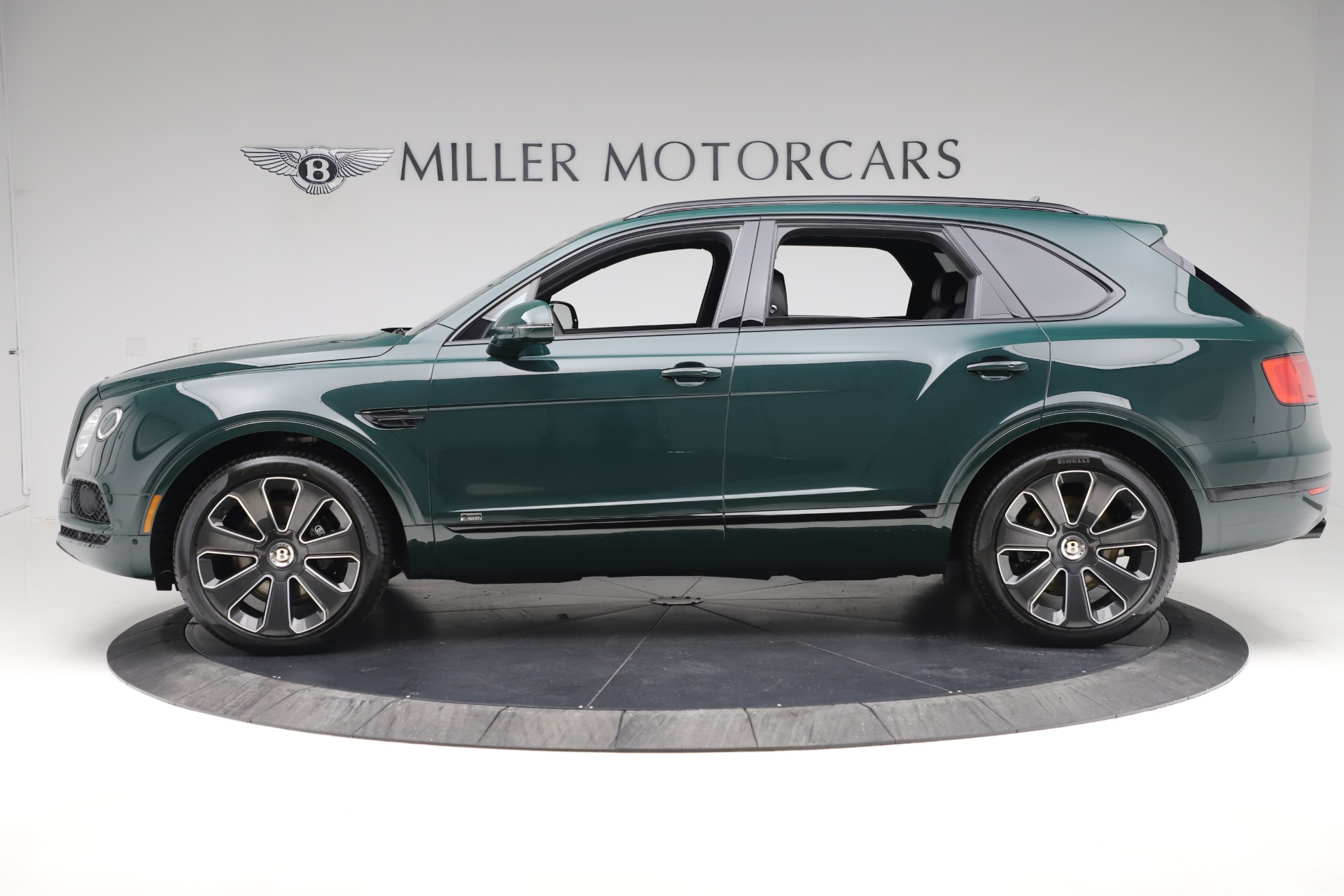 New 2020 Bentley Bentayga V8 Design Series For Sale In Greenwich, CT 3427_p3