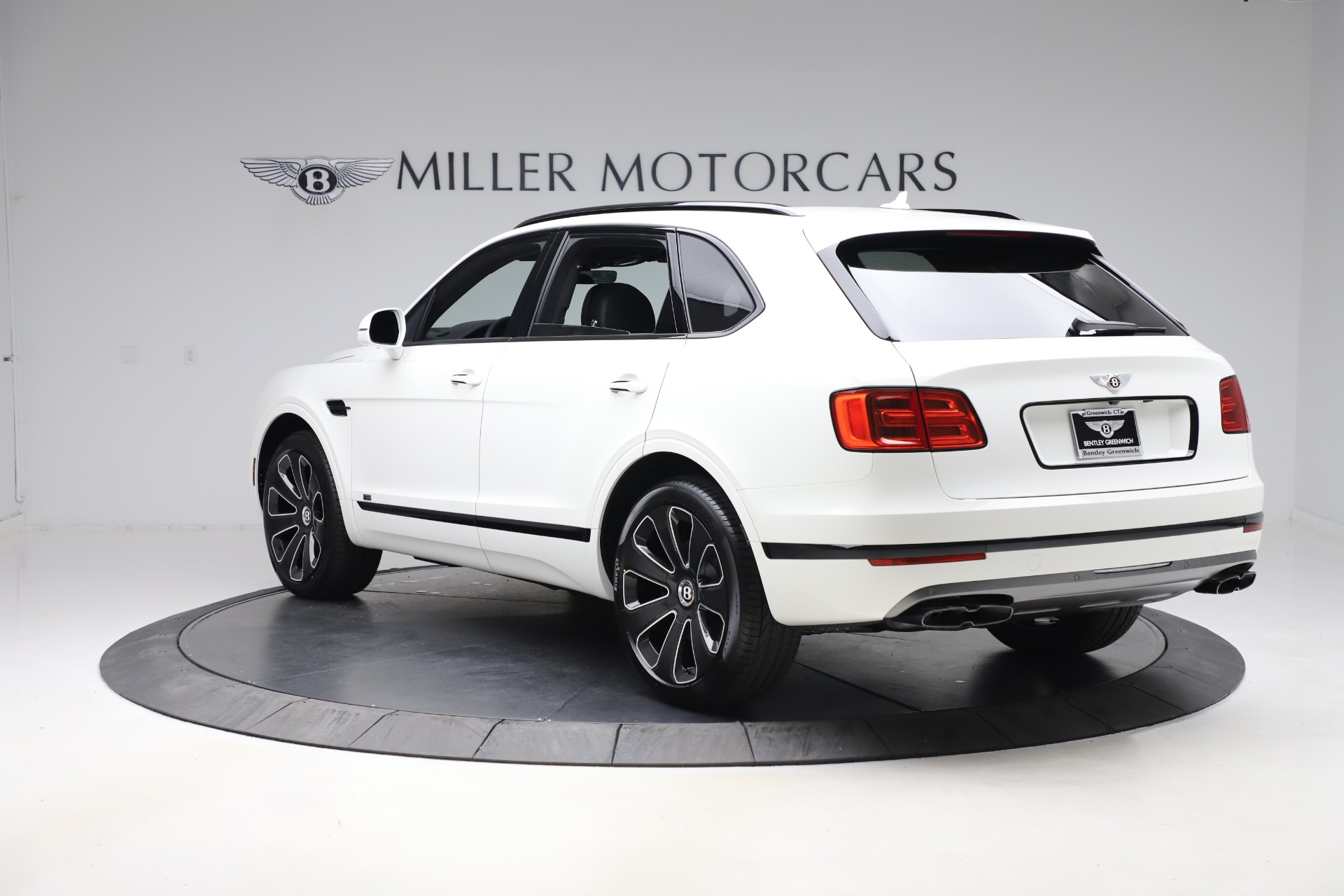 New 2020 Bentley Bentayga V8 Design Series For Sale In Greenwich, CT 3428_p5