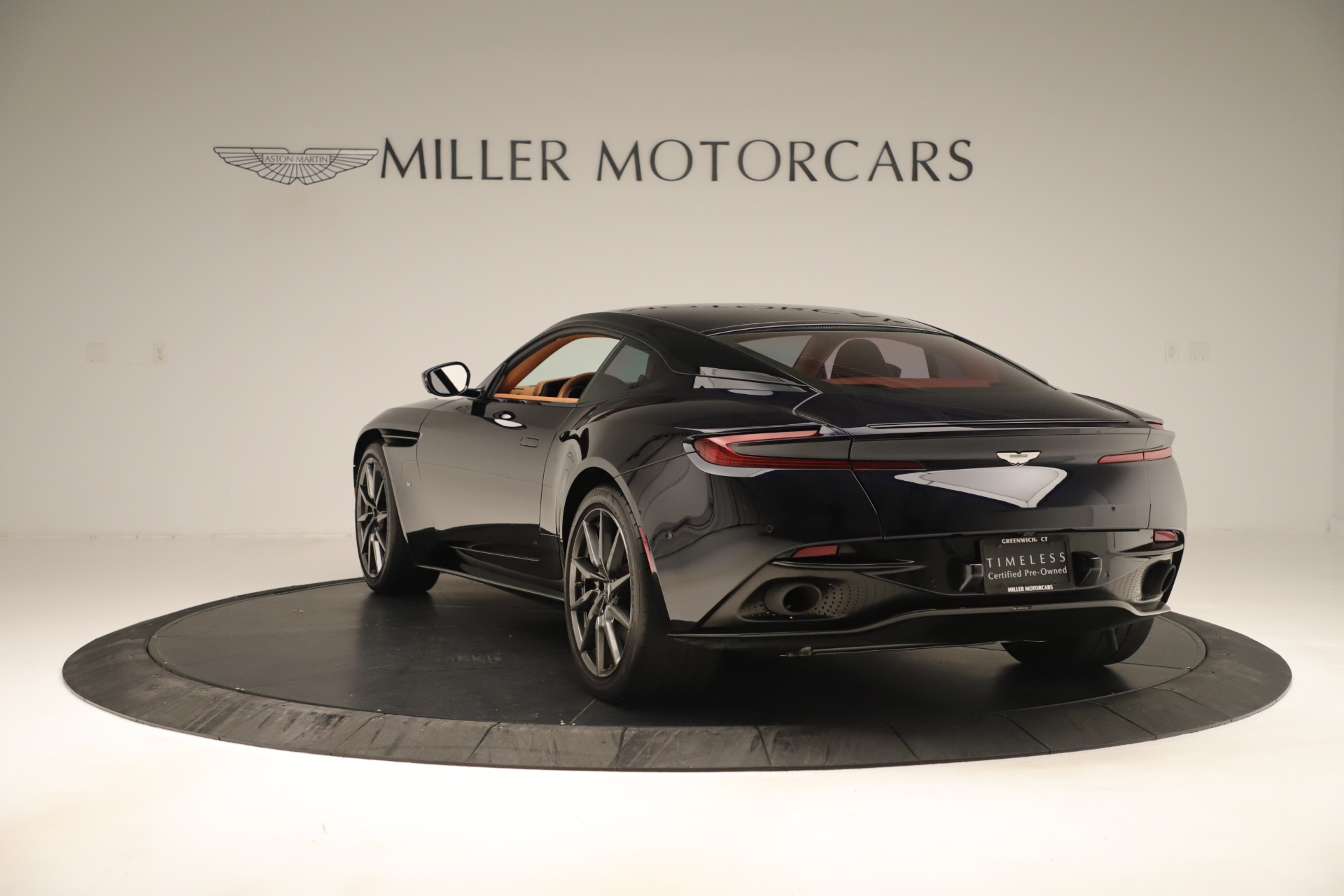 Used 2017 Aston Martin DB11 Launch Edition For Sale In Greenwich, CT 3431_p4