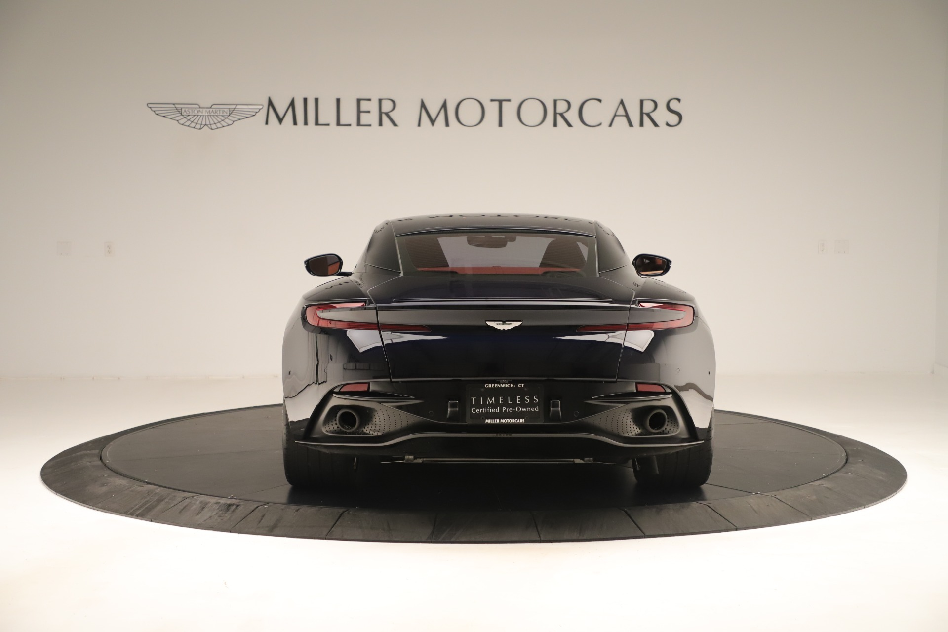 Used 2017 Aston Martin DB11 Launch Edition For Sale In Greenwich, CT 3431_p5
