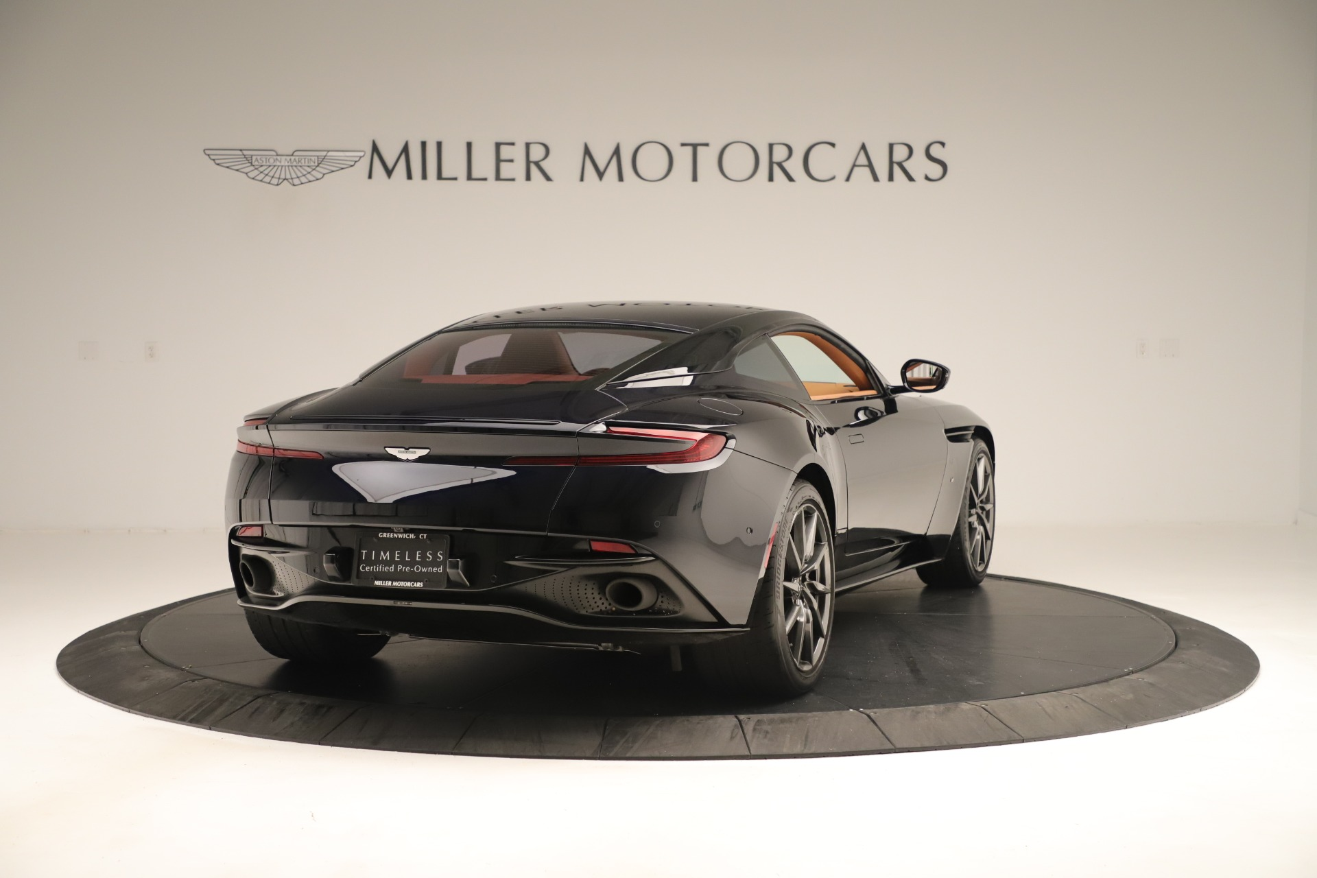 Used 2017 Aston Martin DB11 Launch Edition For Sale In Greenwich, CT 3431_p6