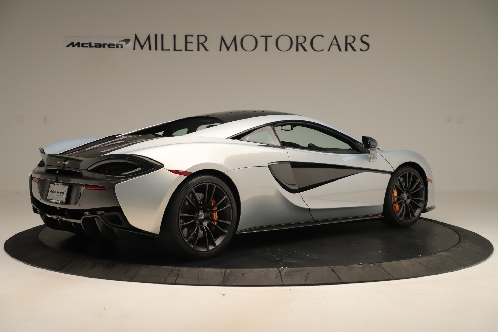 Used 2016 McLaren 570S Coupe For Sale In Greenwich, CT 3433_p7