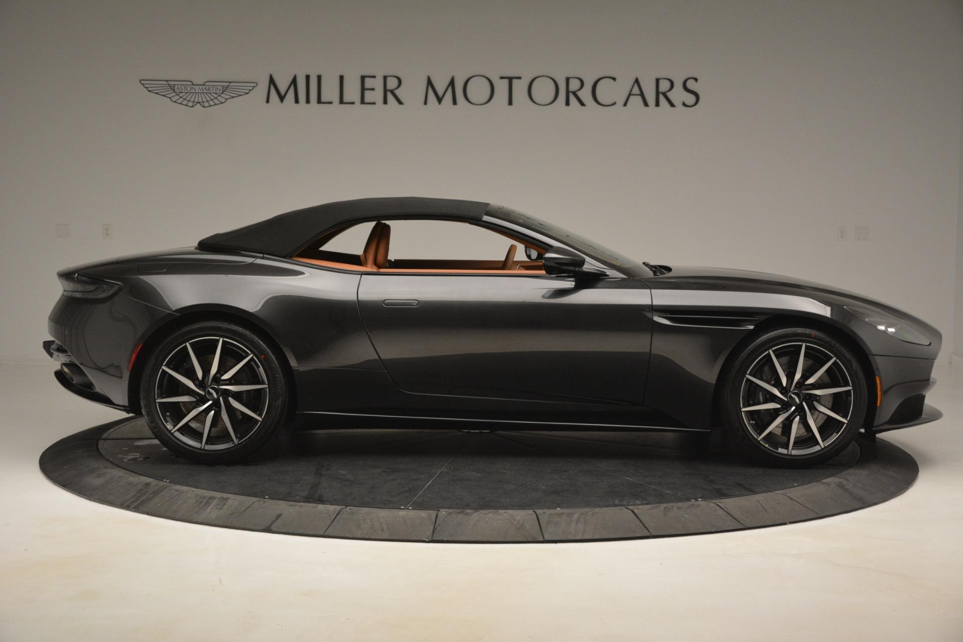 Used 2019 Aston Martin DB11 V8 Volante For Sale In Greenwich, CT 3434_p15