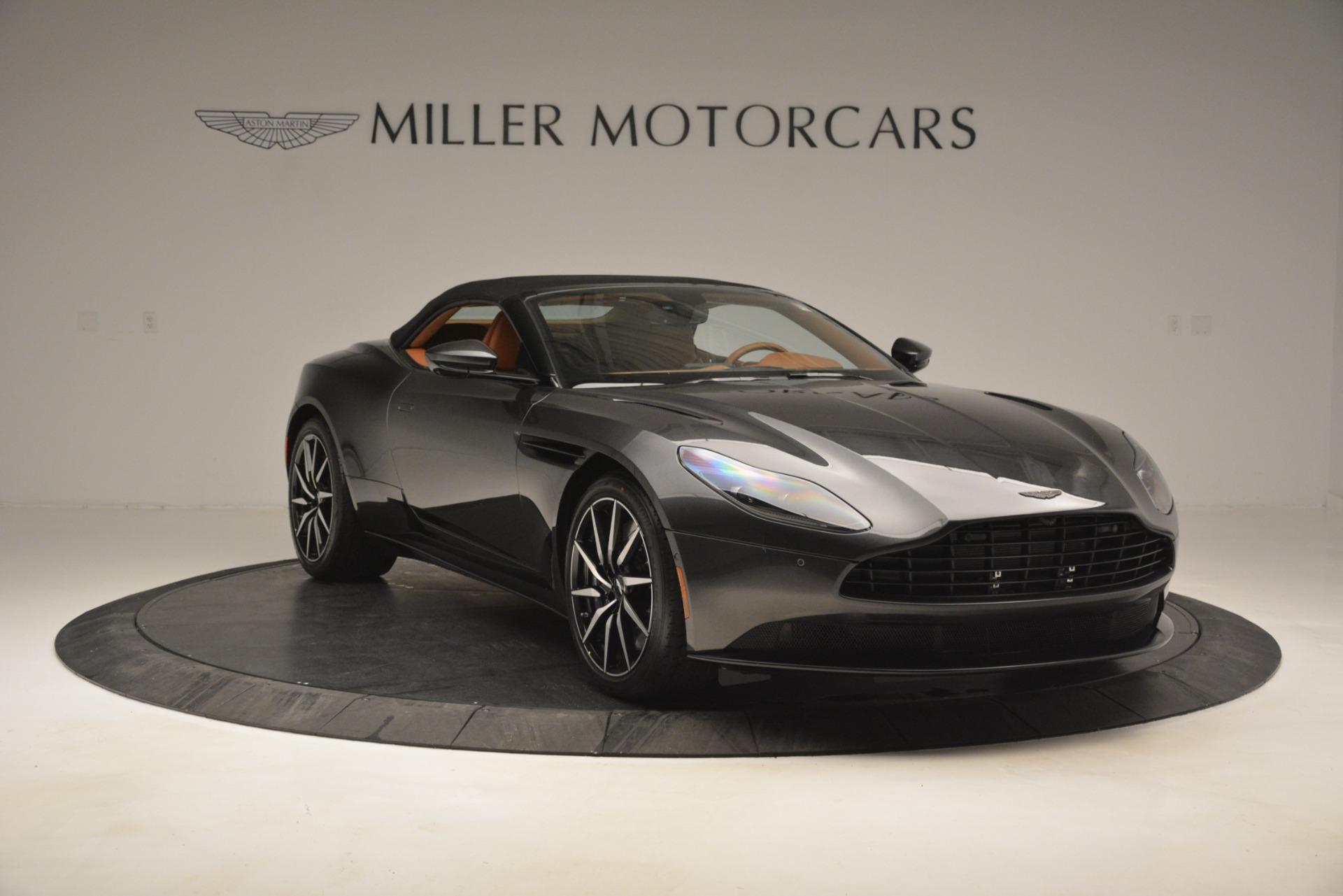 Used 2019 Aston Martin DB11 V8 Volante For Sale In Greenwich, CT 3434_p17