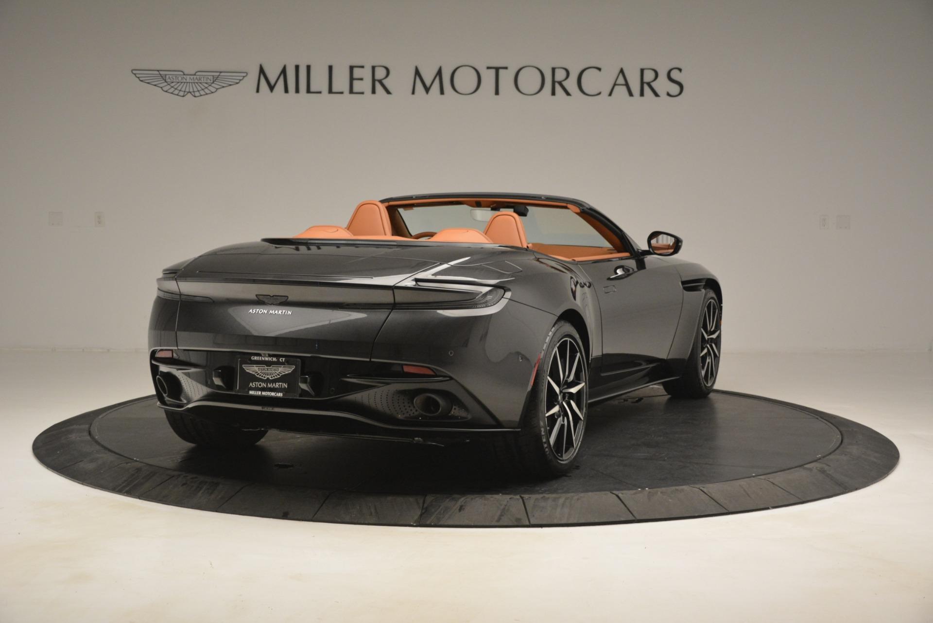 Used 2019 Aston Martin DB11 V8 Volante For Sale In Greenwich, CT 3434_p6