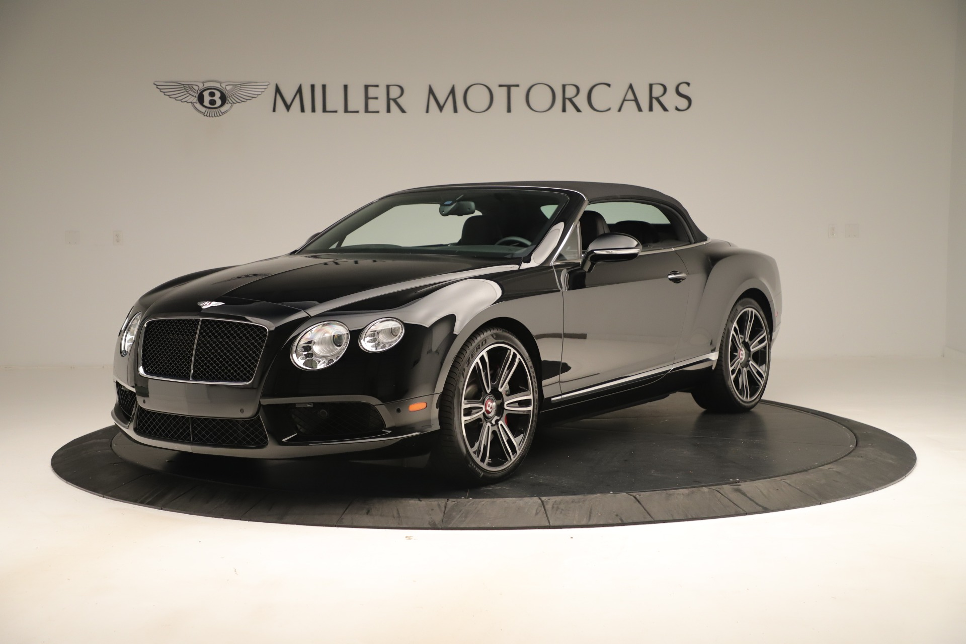 Used 2014 Bentley Continental GT V8 For Sale In Greenwich, CT 3435_p13