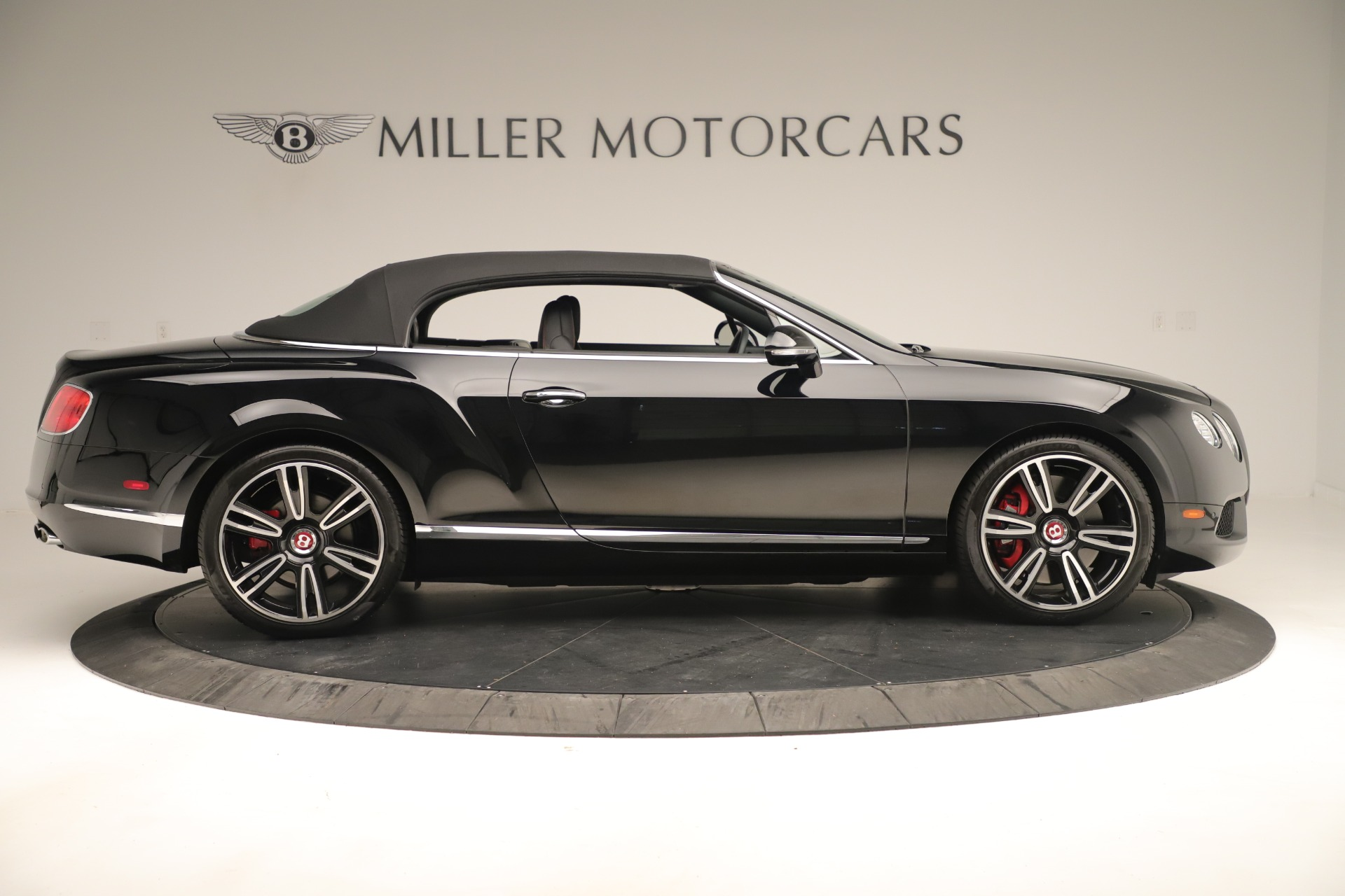 Used 2014 Bentley Continental GT V8 For Sale In Greenwich, CT 3435_p16