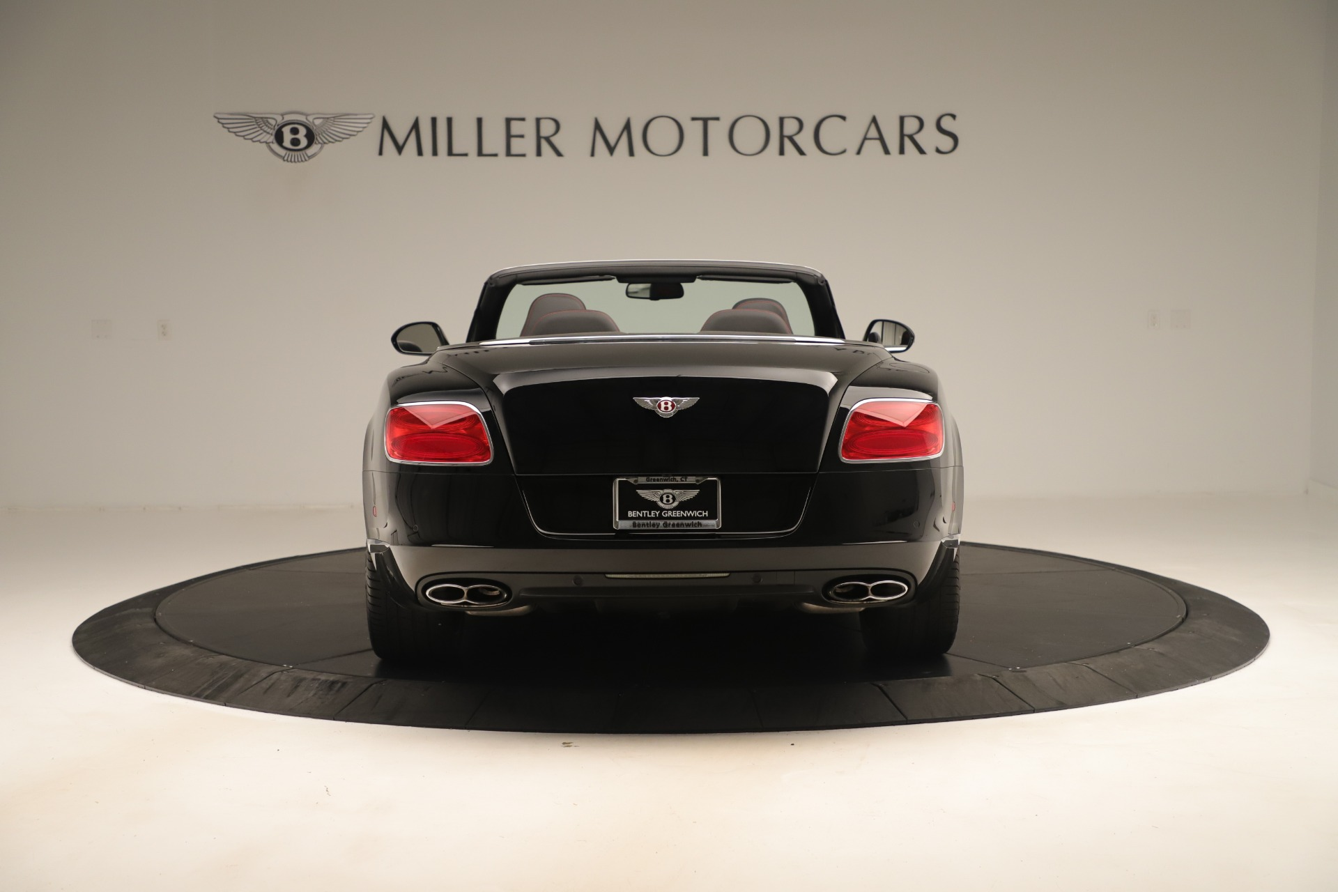 Used 2014 Bentley Continental GT V8 For Sale In Greenwich, CT 3435_p6