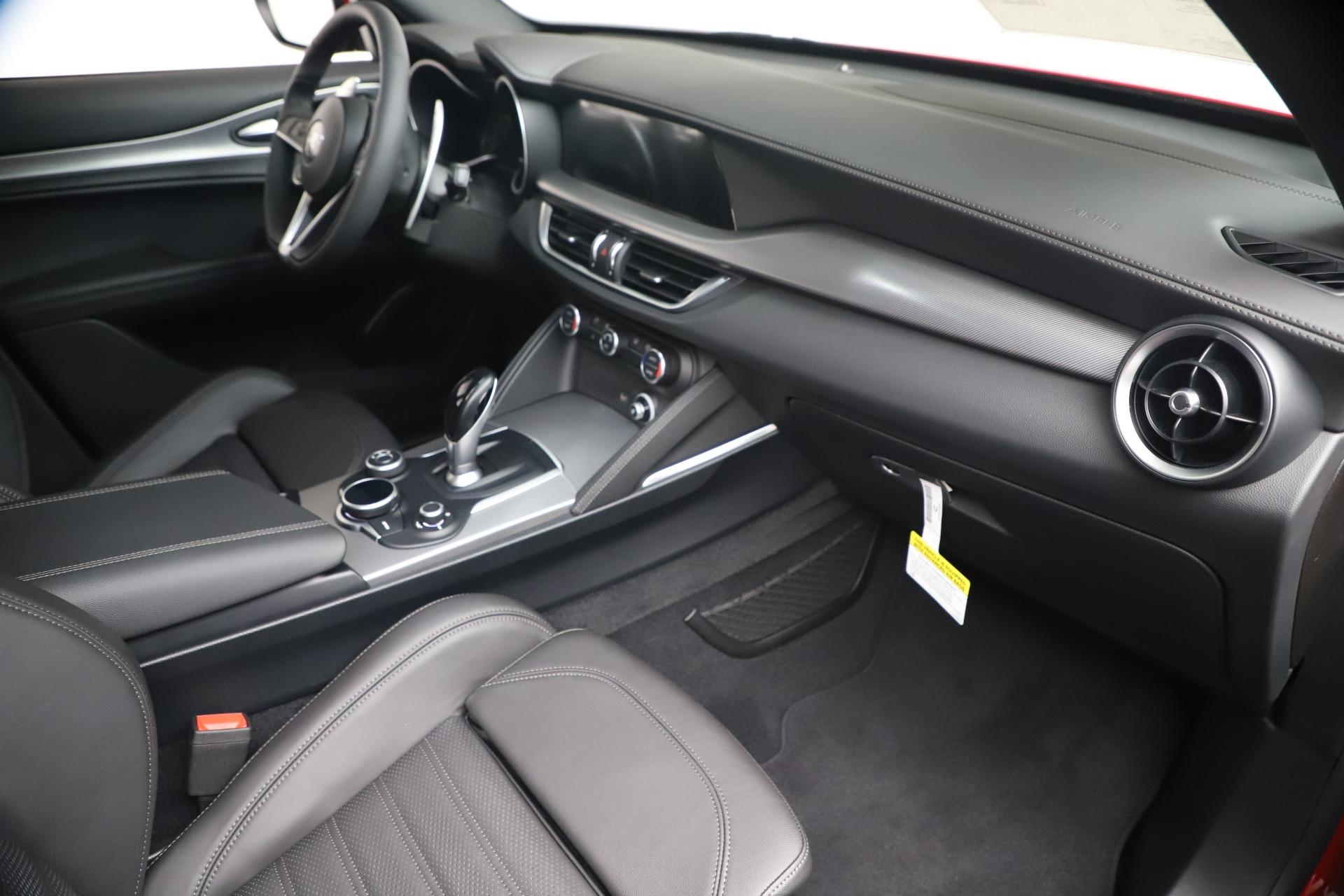 New 2019 Alfa Romeo Stelvio Ti Sport Q4 For Sale In Greenwich, CT 3437_p22