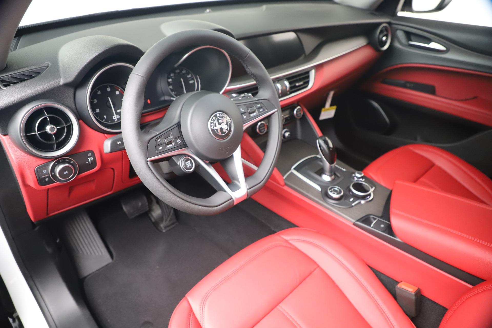 New 2019 Alfa Romeo Stelvio Ti Q4 For Sale In Greenwich, CT 3438_p13