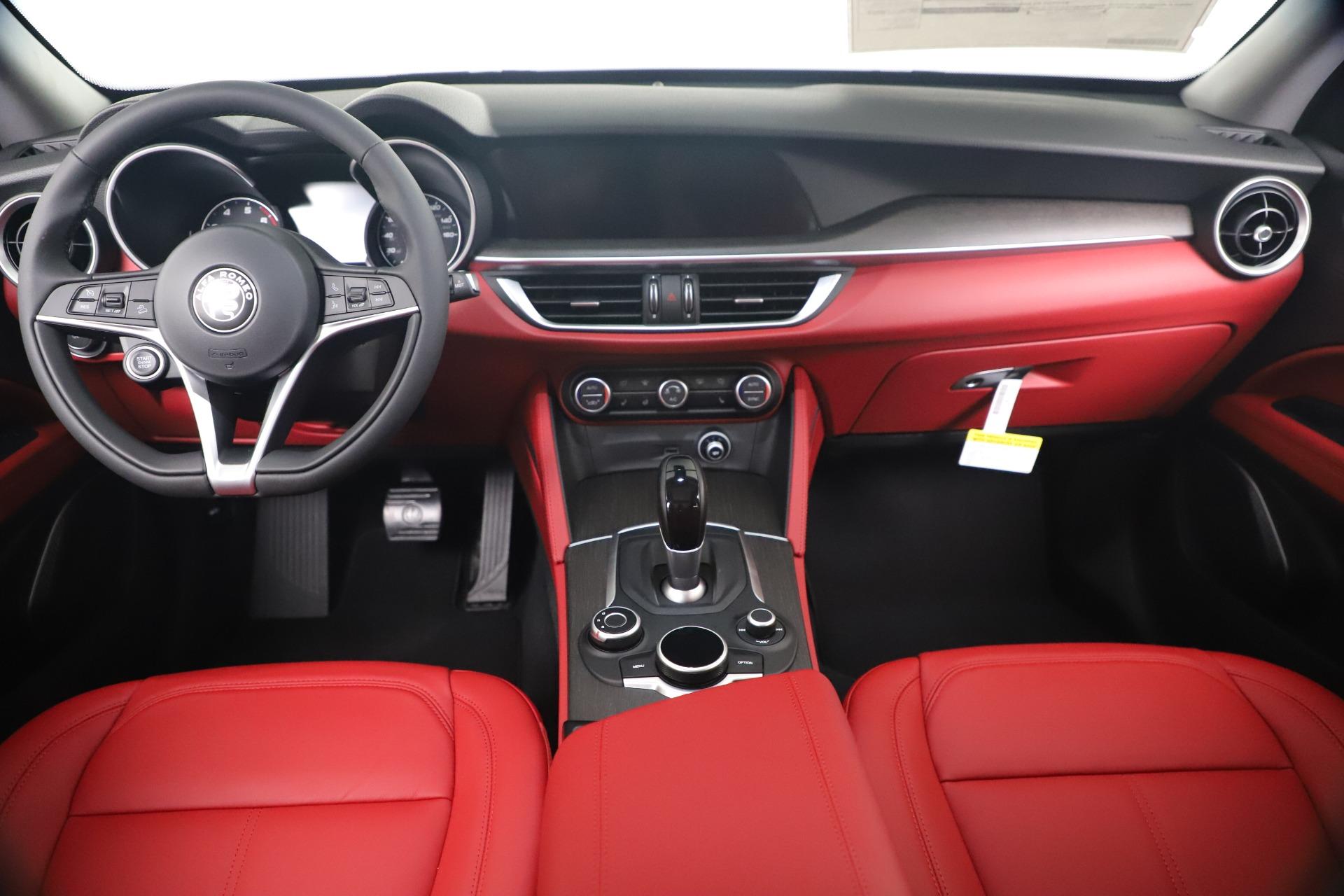 New 2019 Alfa Romeo Stelvio Ti Q4 For Sale In Greenwich, CT 3438_p16