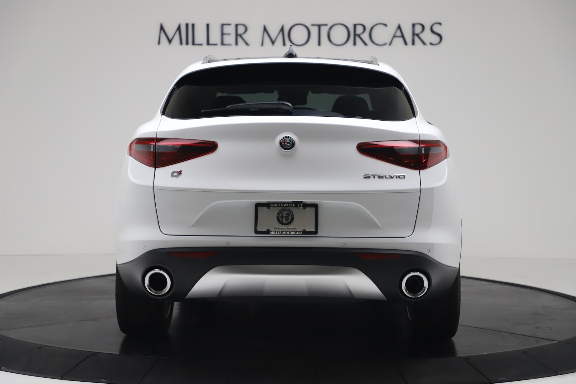 New 2019 Alfa Romeo Stelvio Ti Q4 For Sale In Greenwich, CT 3438_p6