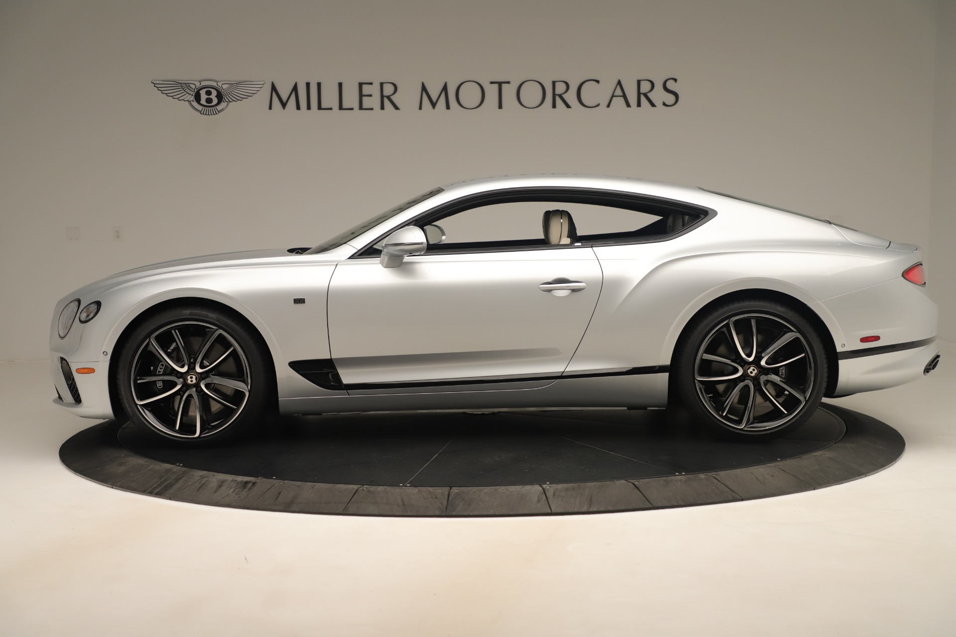 New 2020 Bentley Continental GT V8 First Edition For Sale In Greenwich, CT 3441_p3