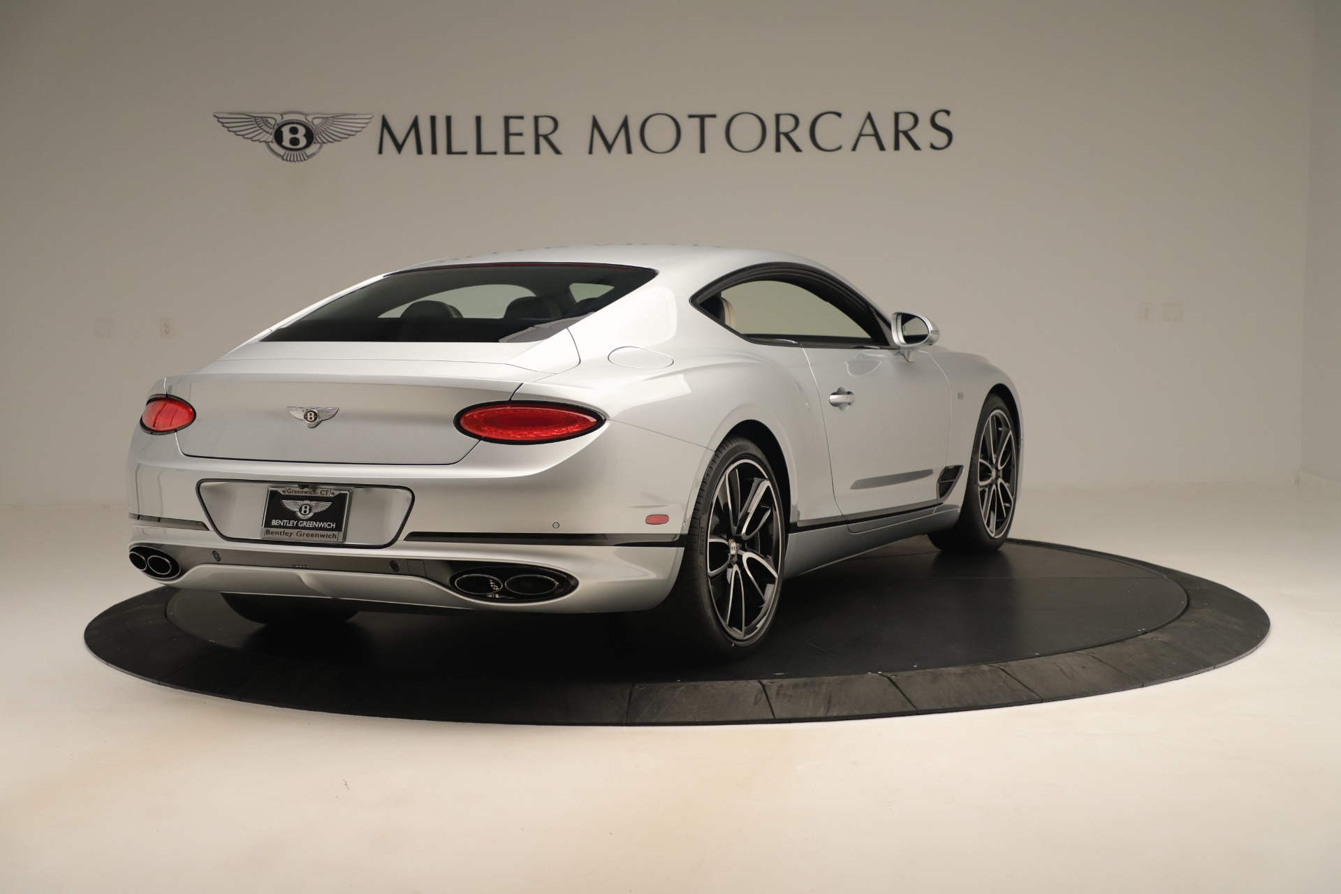 New 2020 Bentley Continental GT V8 First Edition For Sale In Greenwich, CT 3441_p7