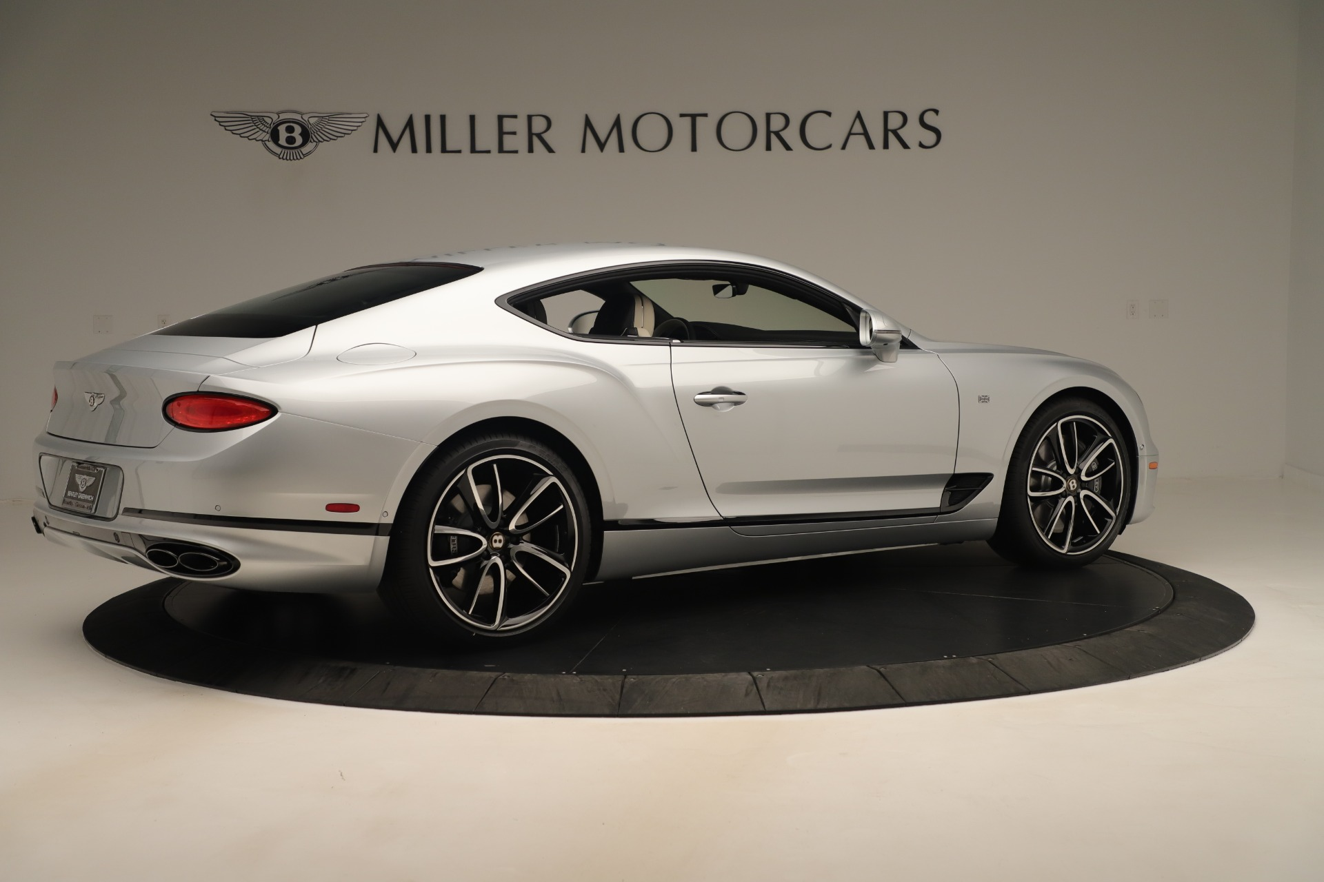 New 2020 Bentley Continental GT V8 First Edition For Sale In Greenwich, CT 3441_p8