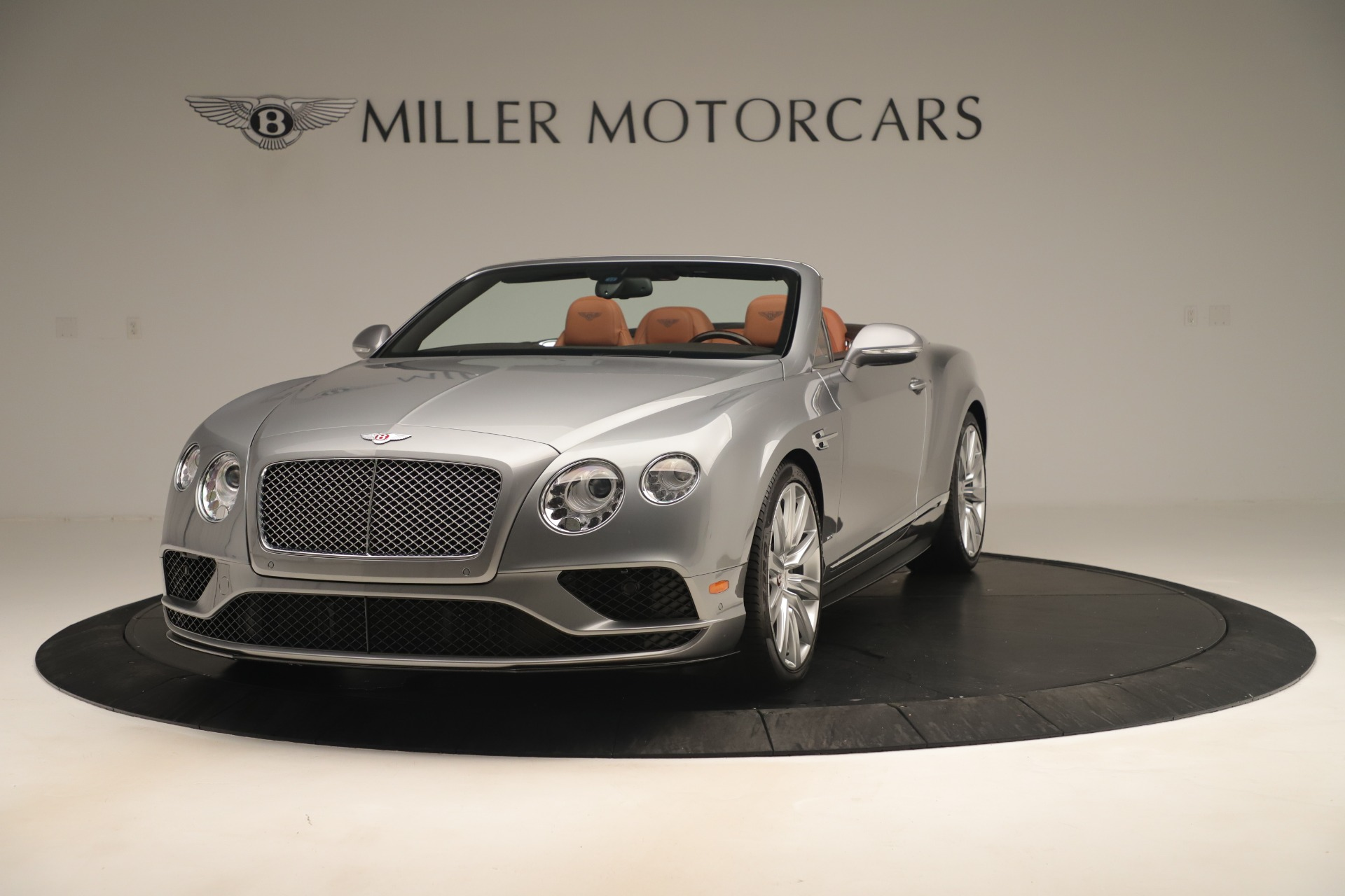 Used 2016 Bentley Continental GT V8 S For Sale In Greenwich, CT 3442_main