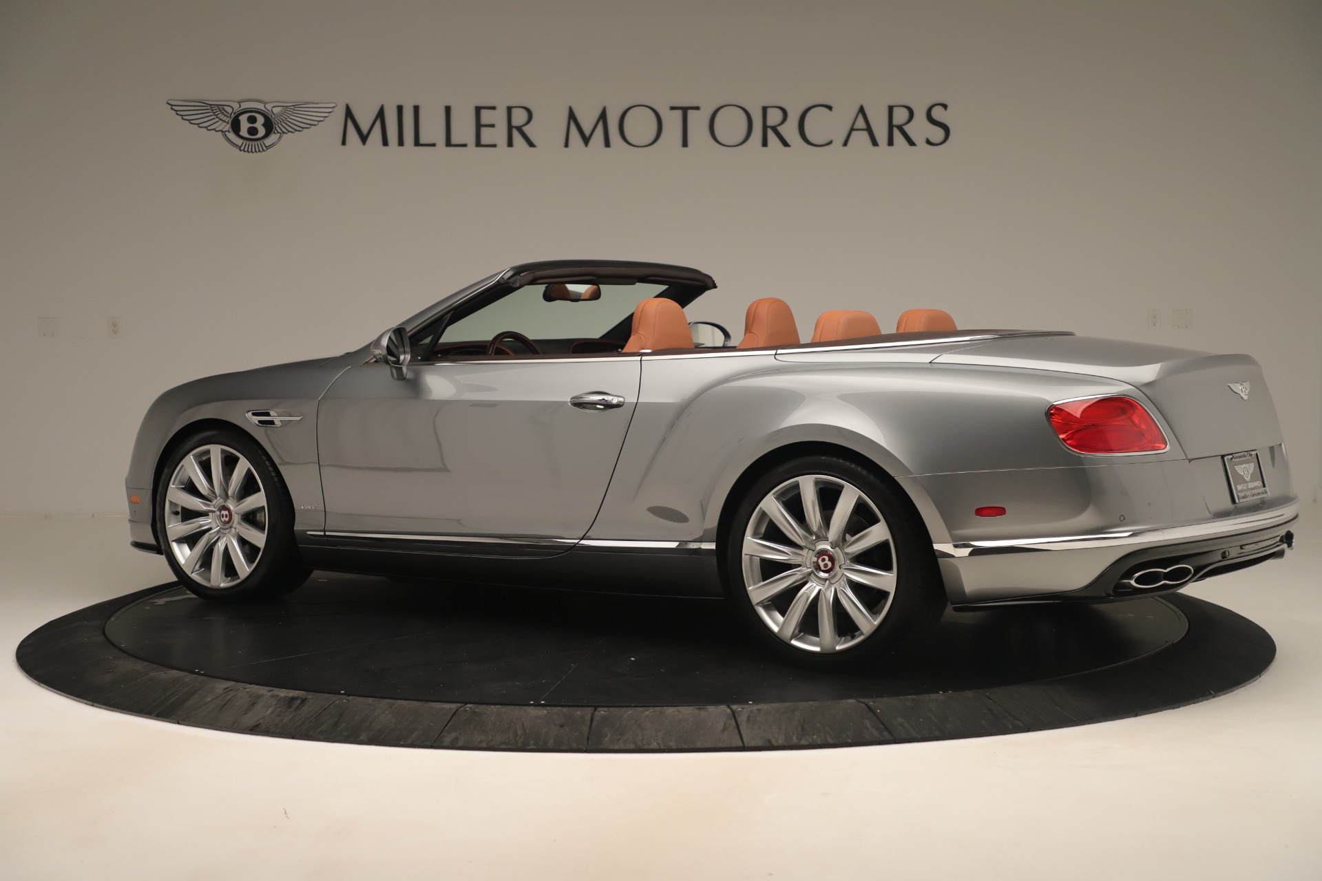 Used 2016 Bentley Continental GT V8 S For Sale In Greenwich, CT 3442_p4