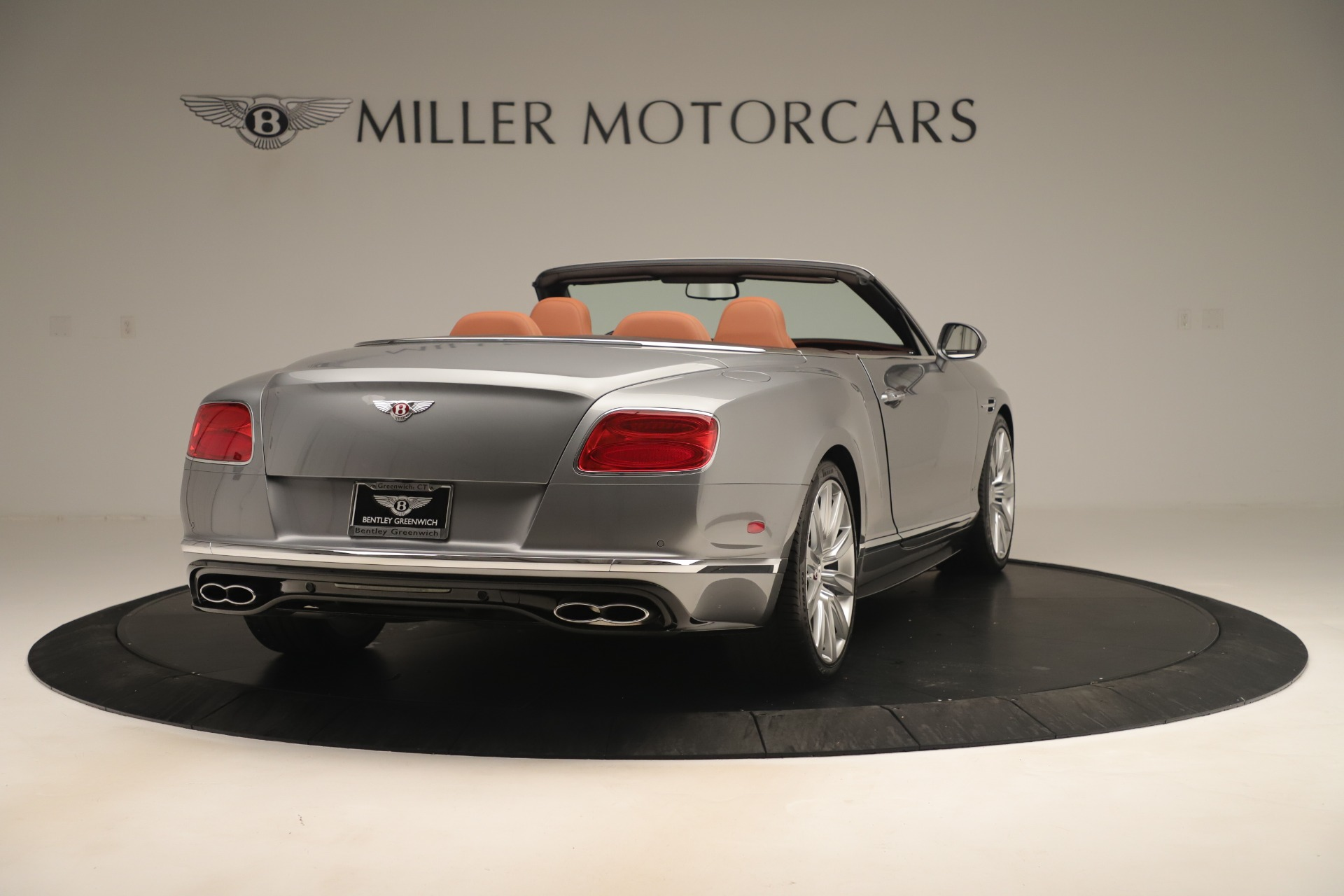 Used 2016 Bentley Continental GT V8 S For Sale In Greenwich, CT 3442_p7