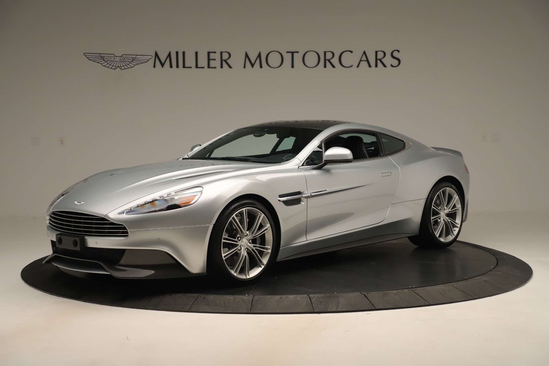Used 2014 Aston Martin Vanquish Coupe For Sale In Greenwich, CT 3445_main