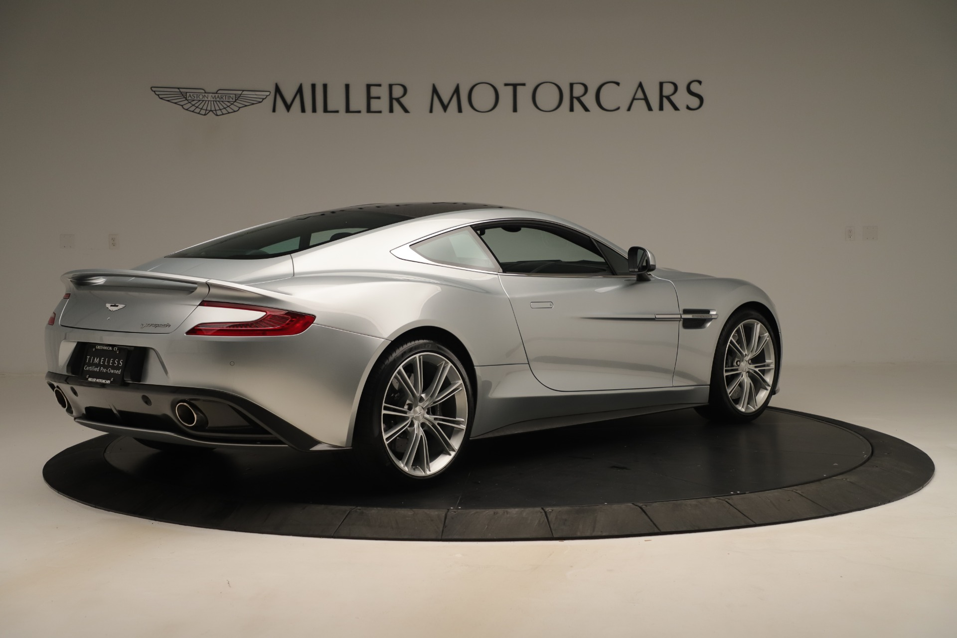 Used 2014 Aston Martin Vanquish Coupe For Sale In Greenwich, CT 3445_p7
