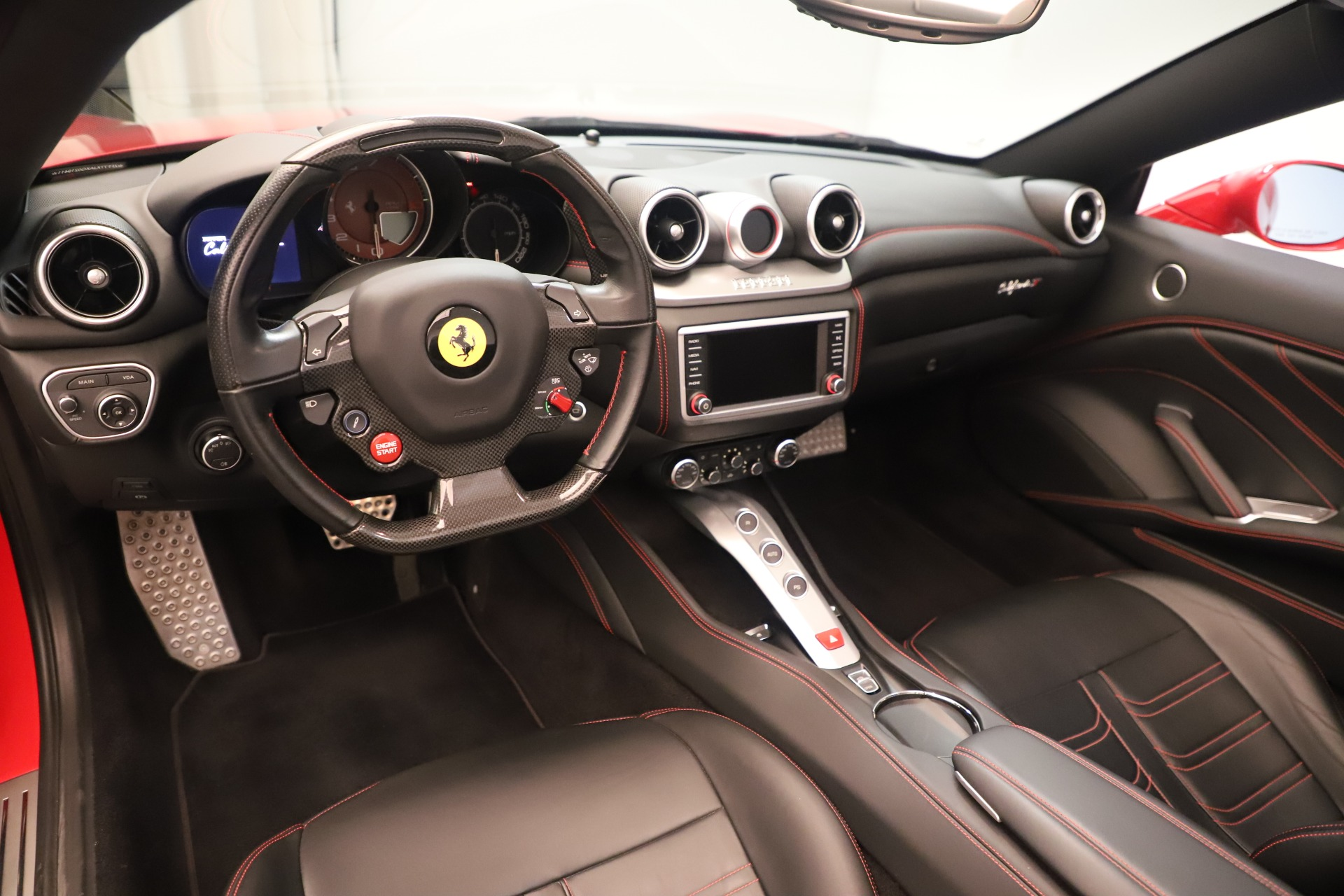 Used 2016 Ferrari California T  For Sale In Greenwich, CT 3446_p19