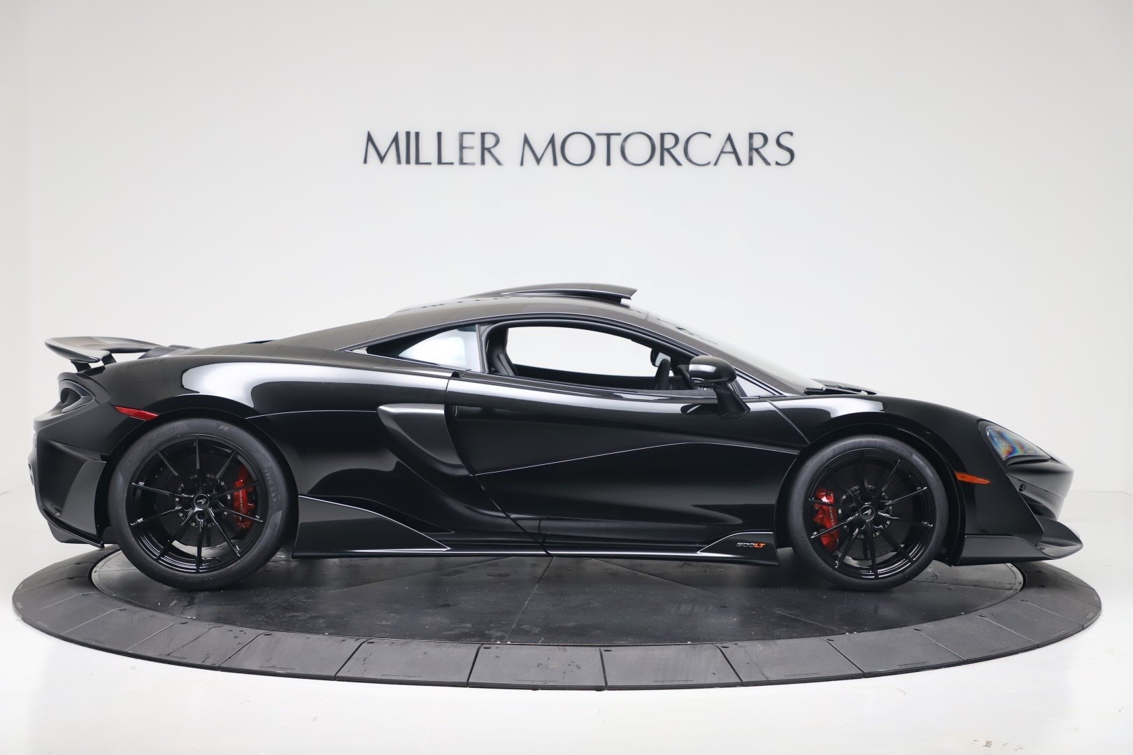 New 2019 McLaren 600LT Coupe For Sale In Greenwich, CT 3453_p8