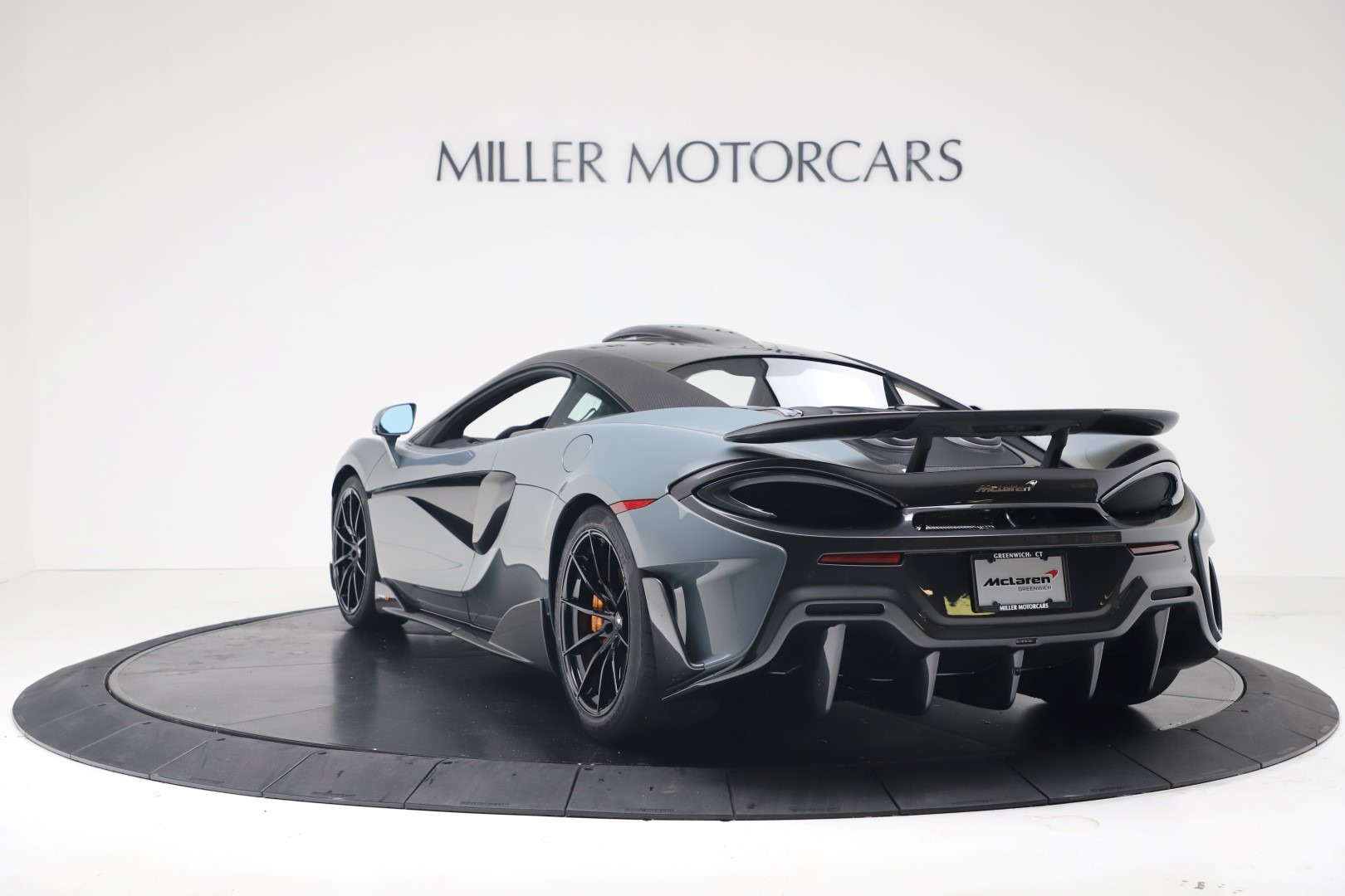 New 2019 McLaren 600LT Coupe For Sale In Greenwich, CT 3454_p4