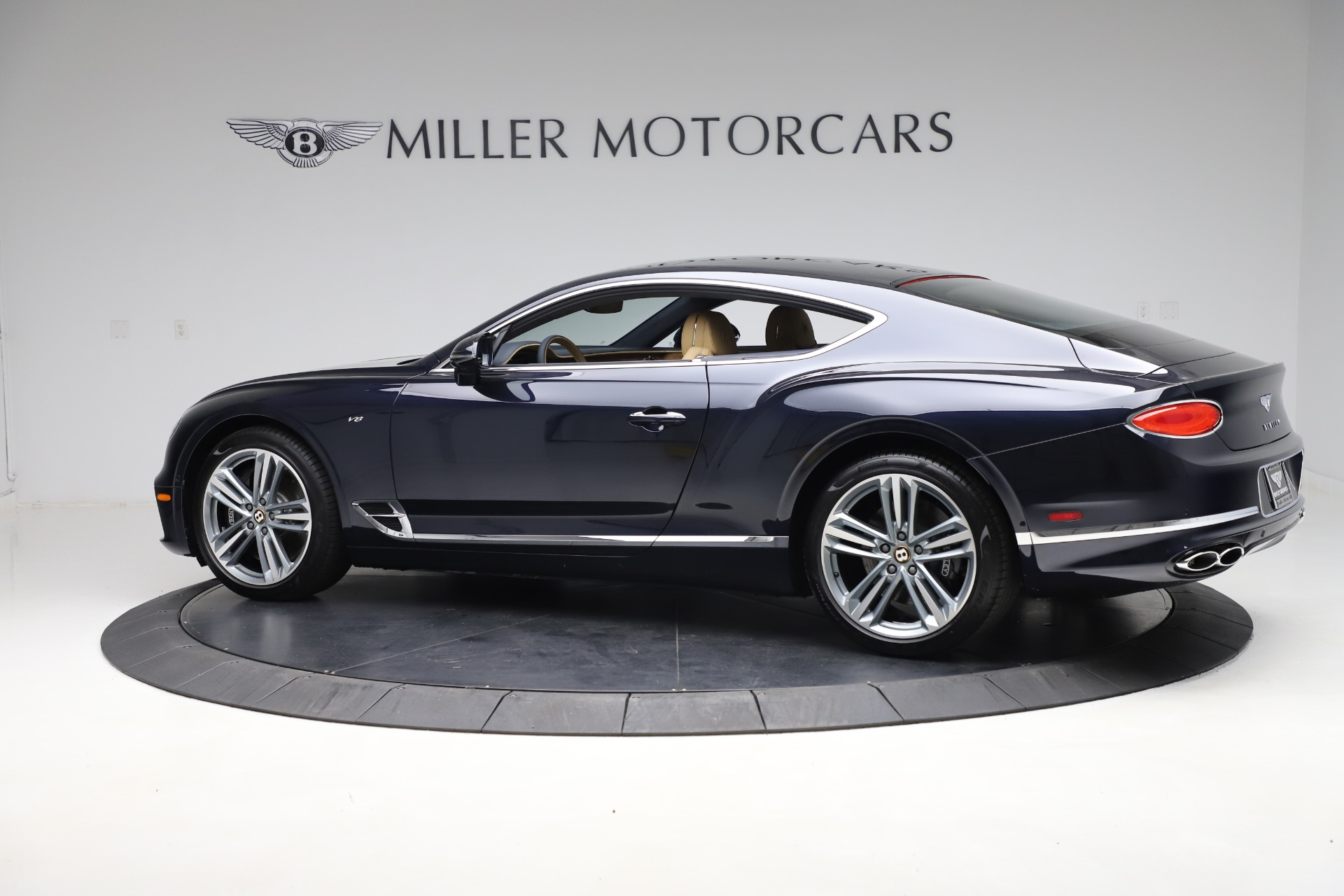 New 2020 Bentley Continental GT V8 For Sale In Greenwich, CT 3456_p4