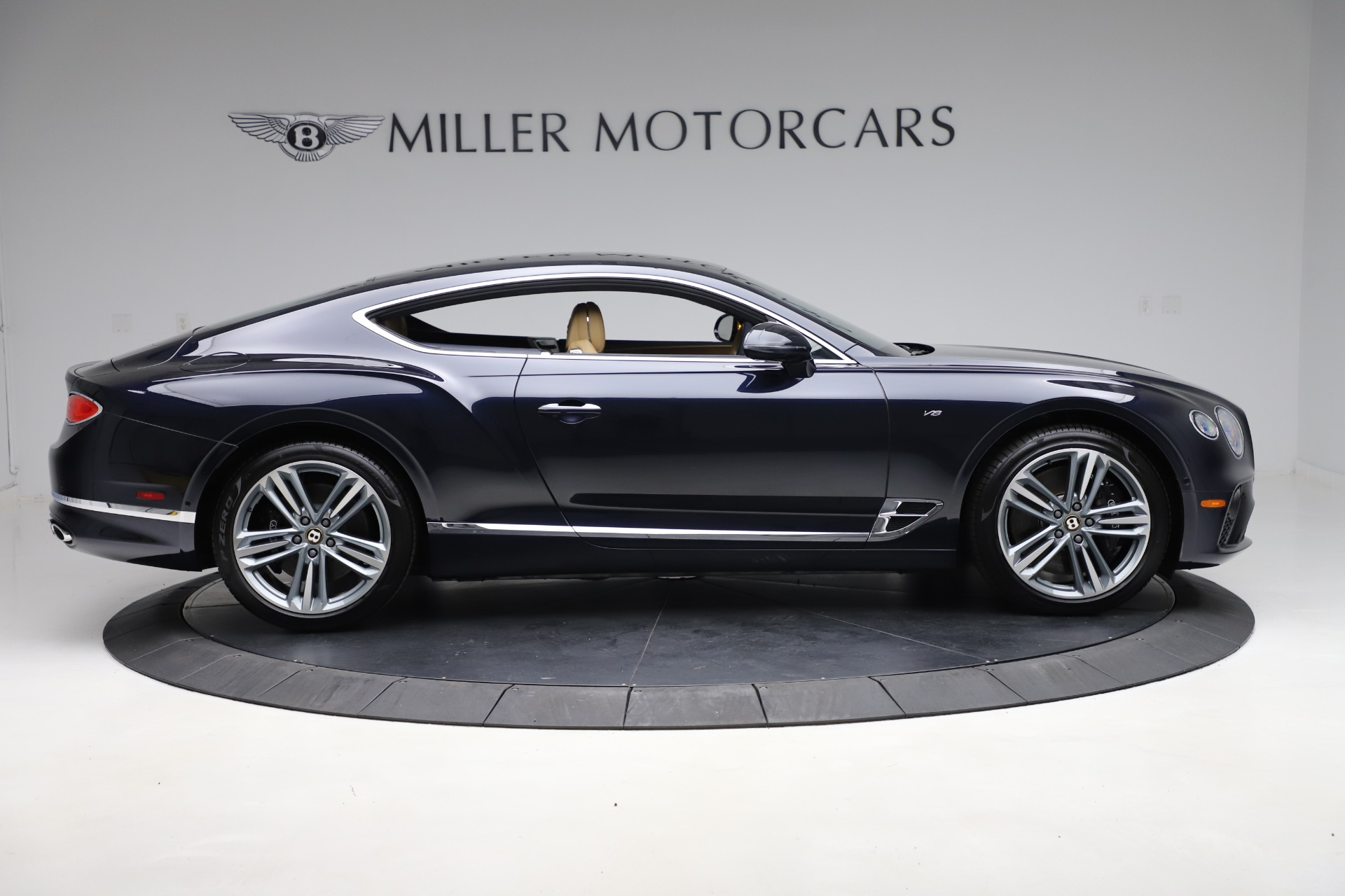 New 2020 Bentley Continental GT V8 For Sale In Greenwich, CT 3456_p9