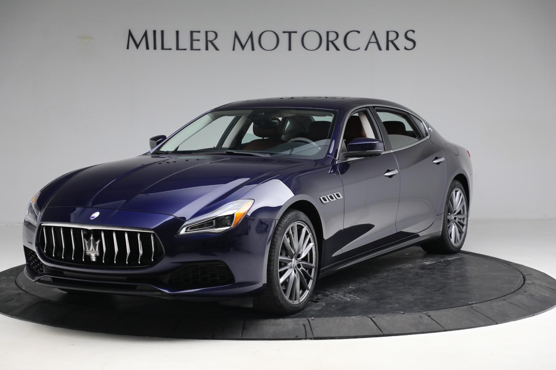 New 2019 Maserati Quattroporte S Q4 For Sale In Greenwich, CT 3458_main