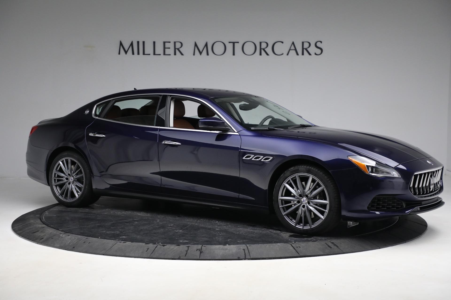 New 2019 Maserati Quattroporte S Q4 For Sale In Greenwich, CT 3458_p11