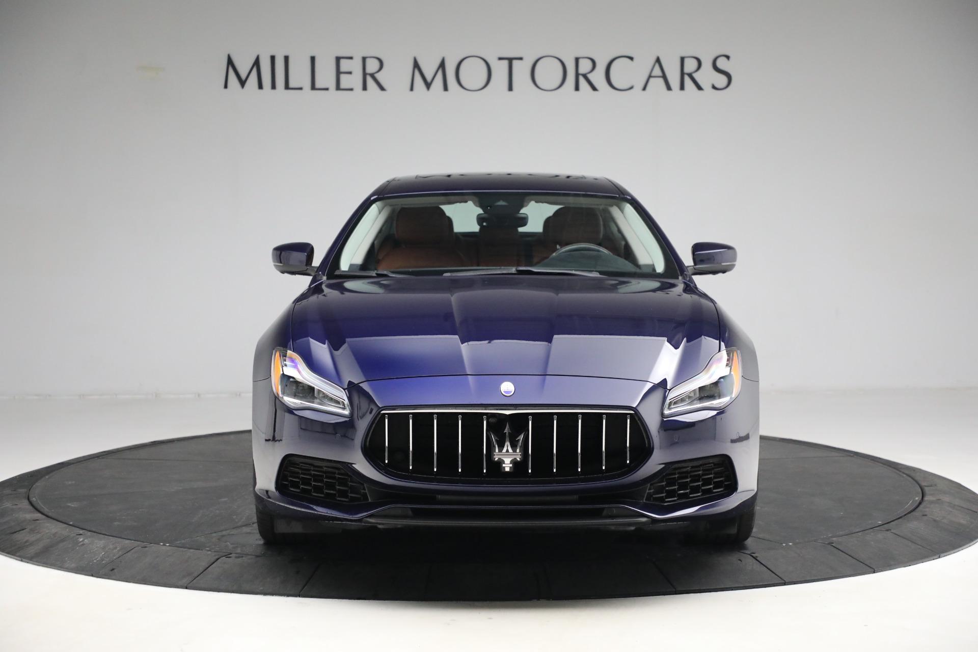 New 2019 Maserati Quattroporte S Q4 For Sale In Greenwich, CT 3458_p13