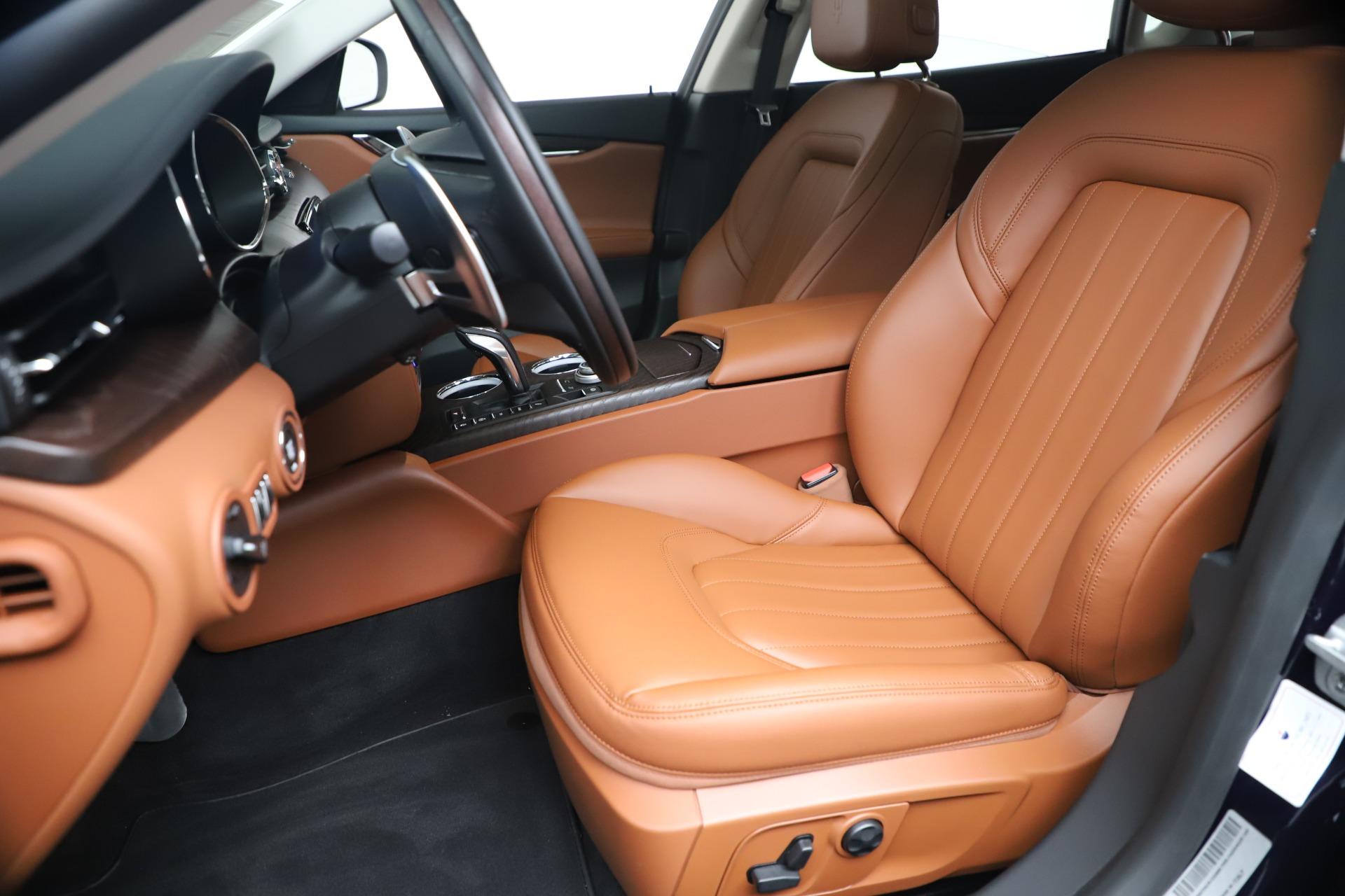 New 2019 Maserati Quattroporte S Q4 For Sale In Greenwich, CT 3458_p16