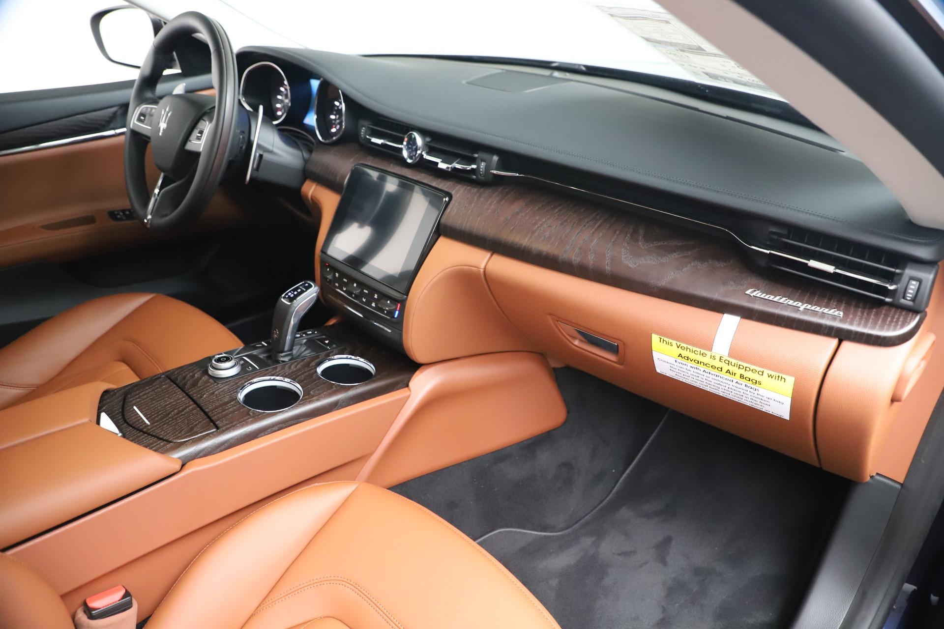 New 2019 Maserati Quattroporte S Q4 For Sale In Greenwich, CT 3458_p17