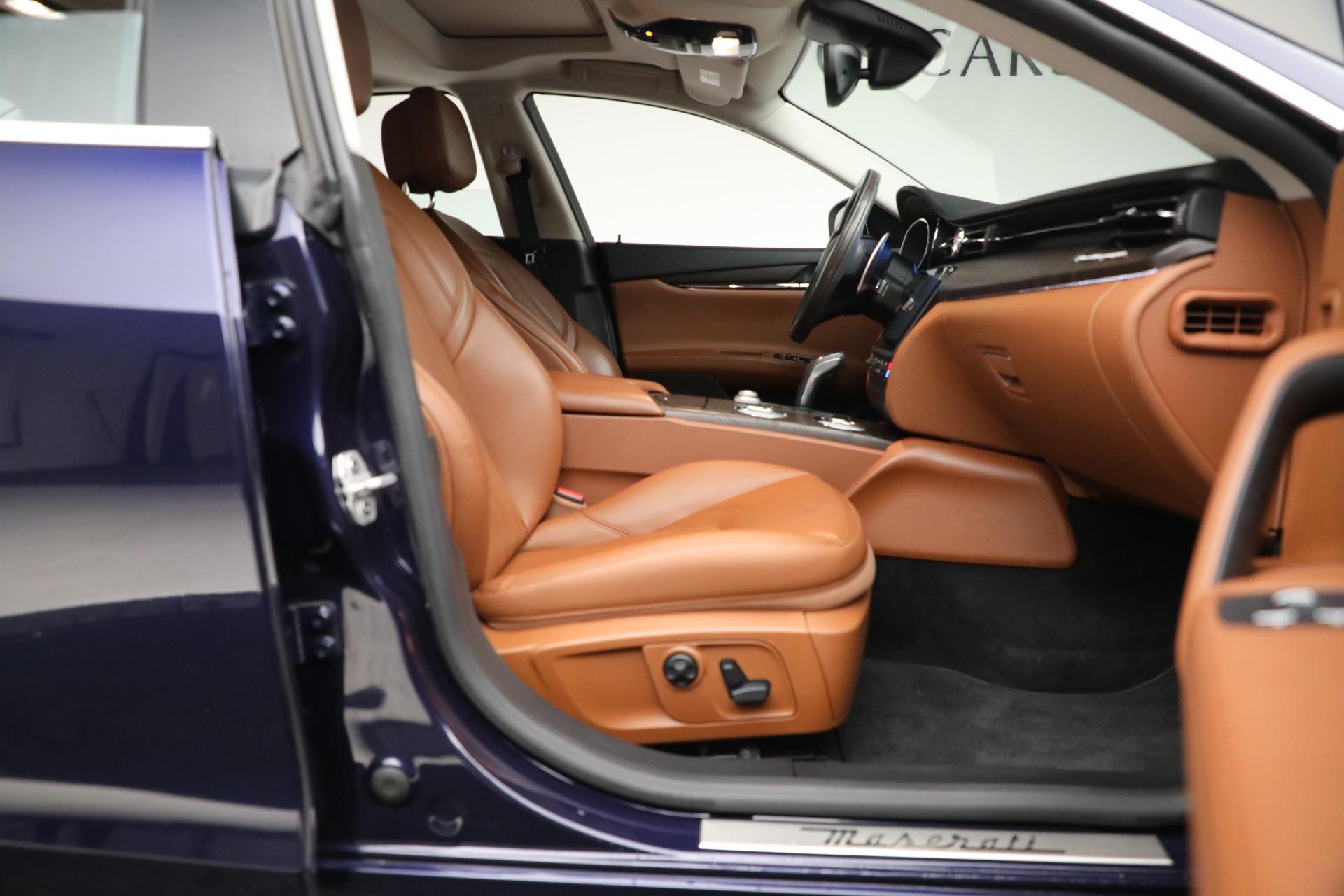 New 2019 Maserati Quattroporte S Q4 For Sale In Greenwich, CT 3458_p18