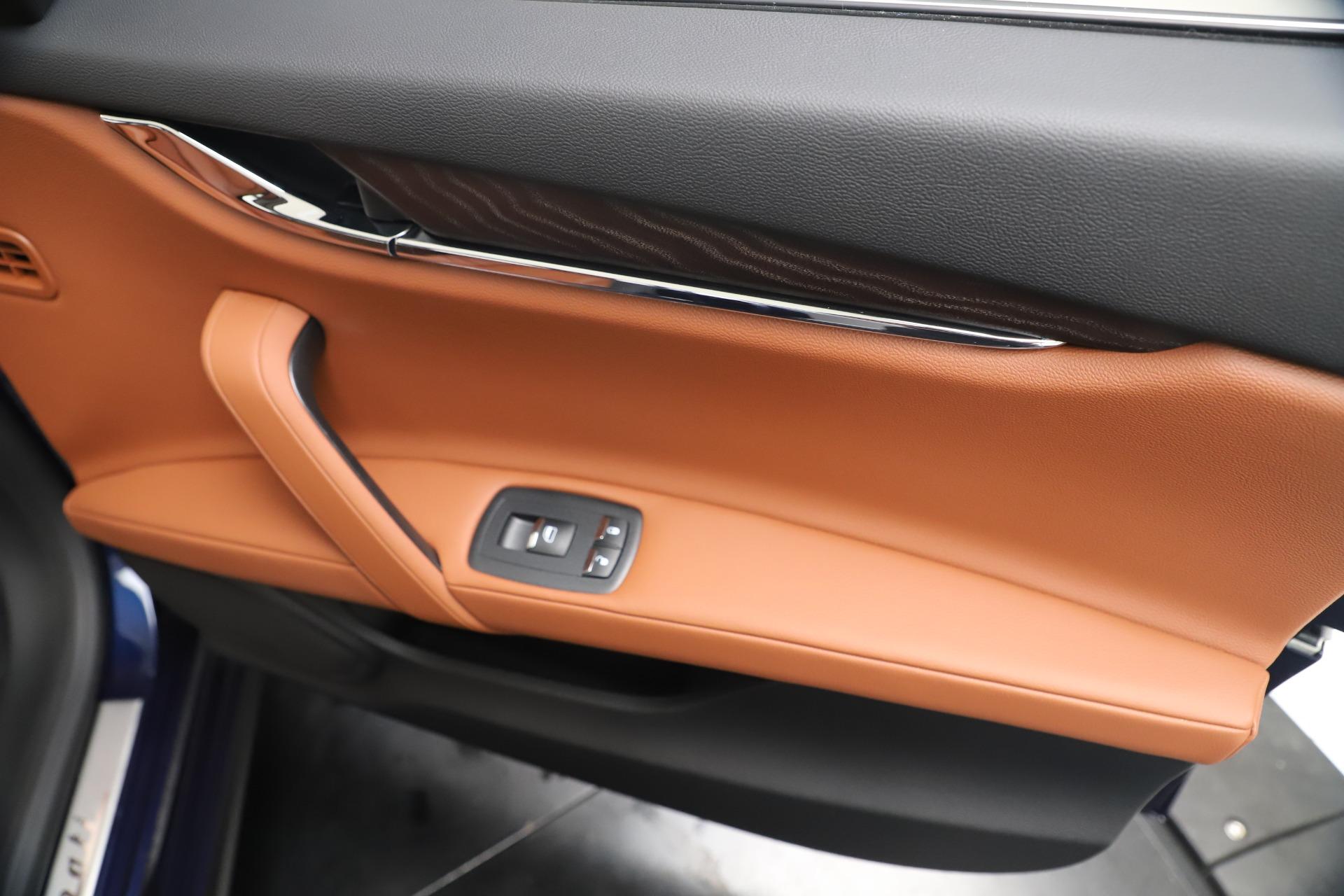 New 2019 Maserati Quattroporte S Q4 For Sale In Greenwich, CT 3458_p20