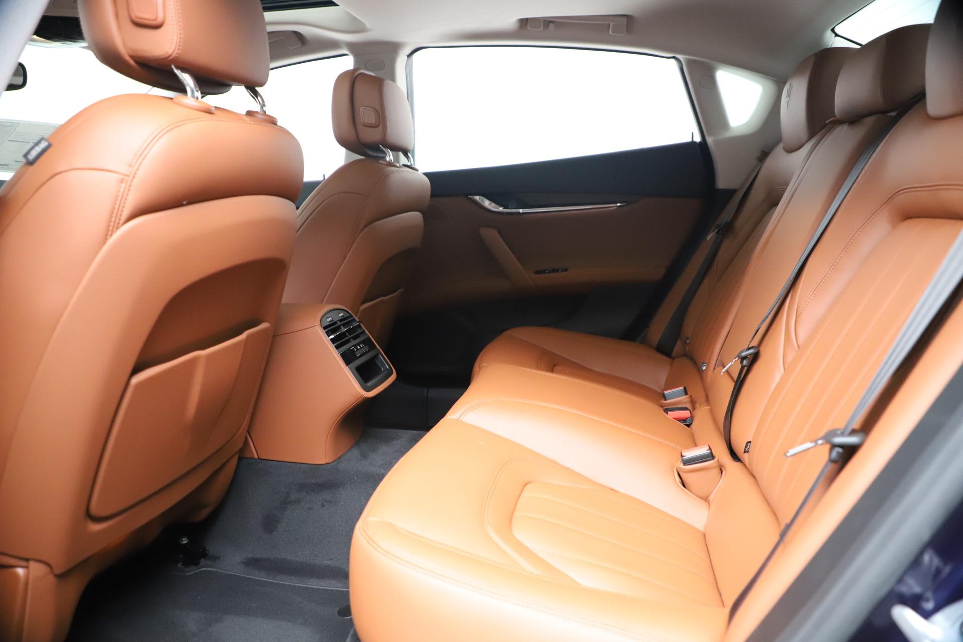 New 2019 Maserati Quattroporte S Q4 For Sale In Greenwich, CT 3458_p22